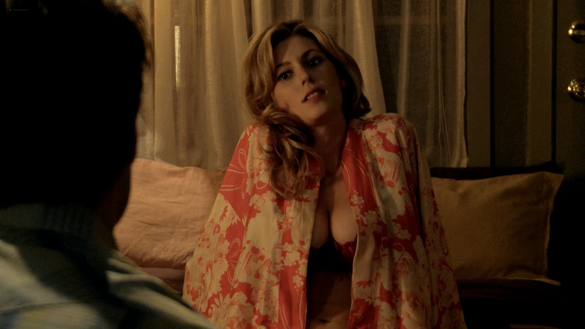 Diora Baird nude busty topless in the shower Quit 2010 1080p Web 3