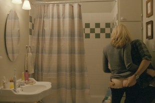 Elizabeth Banks naked butt crack and pussy groping The Details 2011 HD 1080p slow motion 8