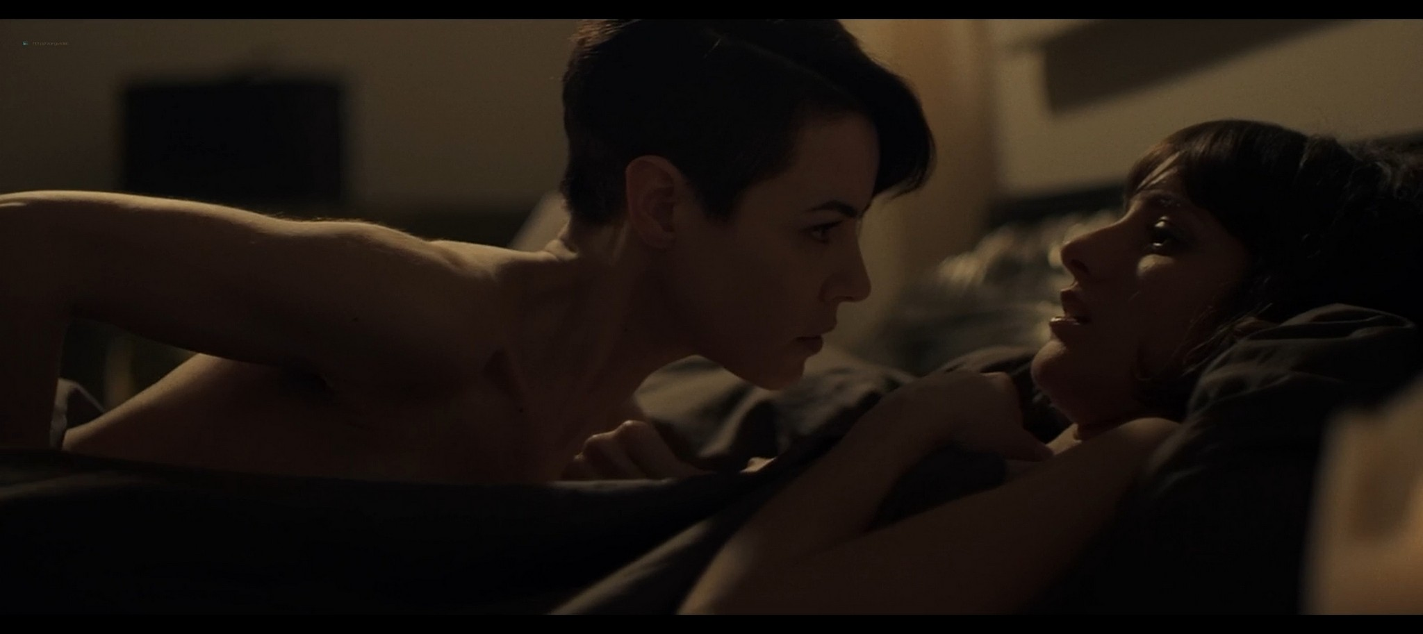 Francesca Agostini nude butt and Alessia Navarro sex lesbian bound Hope Lost 2015 hd1080p BluRay 12