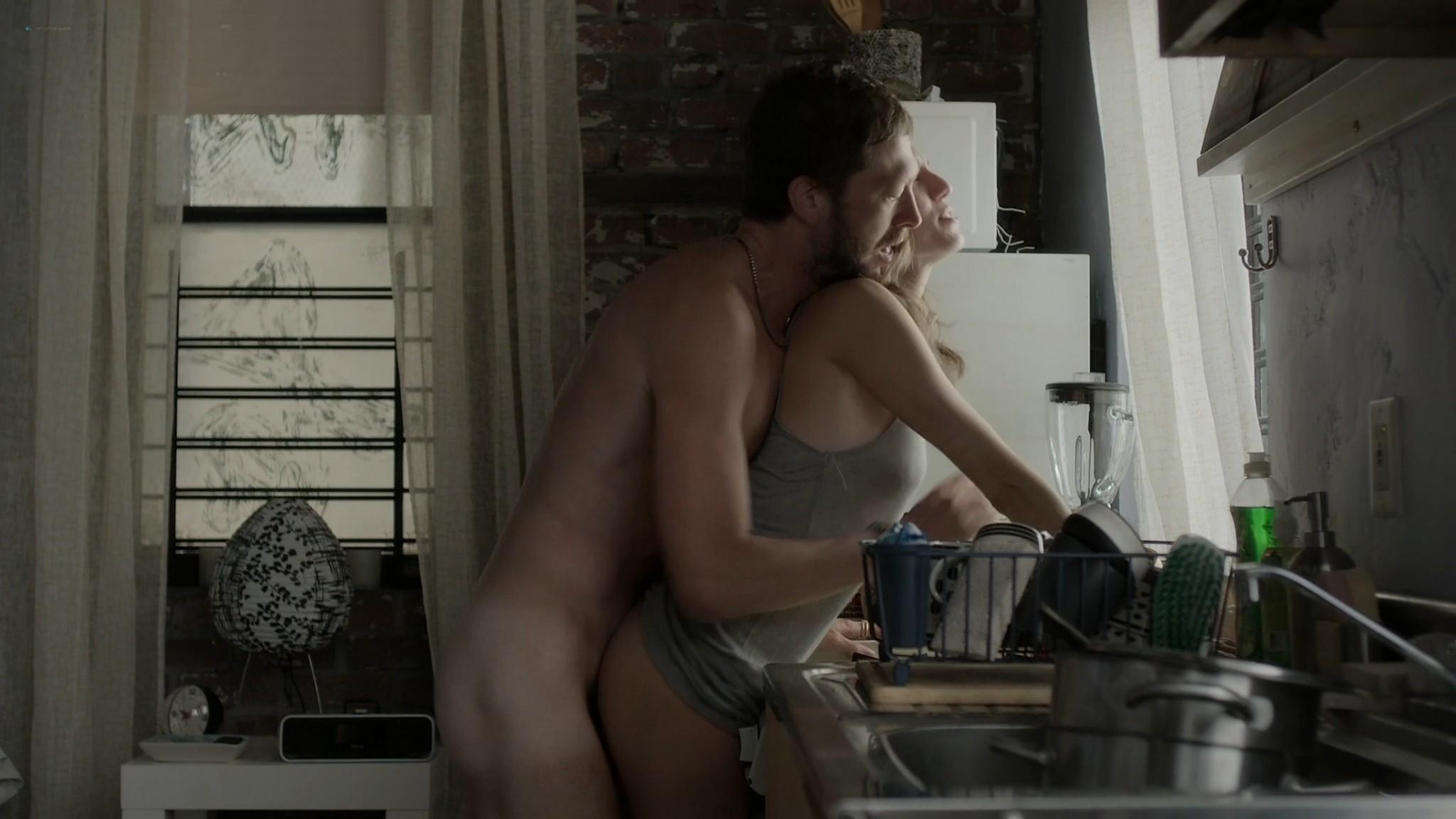Gaby Hoffmann nude bush Allison Williams Lena Dunham hot Girls 2012 s4 1080p Web 4