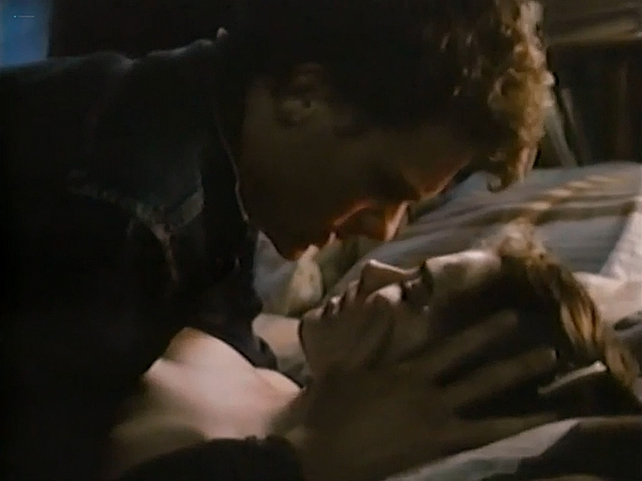 Heather Langenkamp nude topless and sex Nickel Mountain 1984 VHSRip 3
