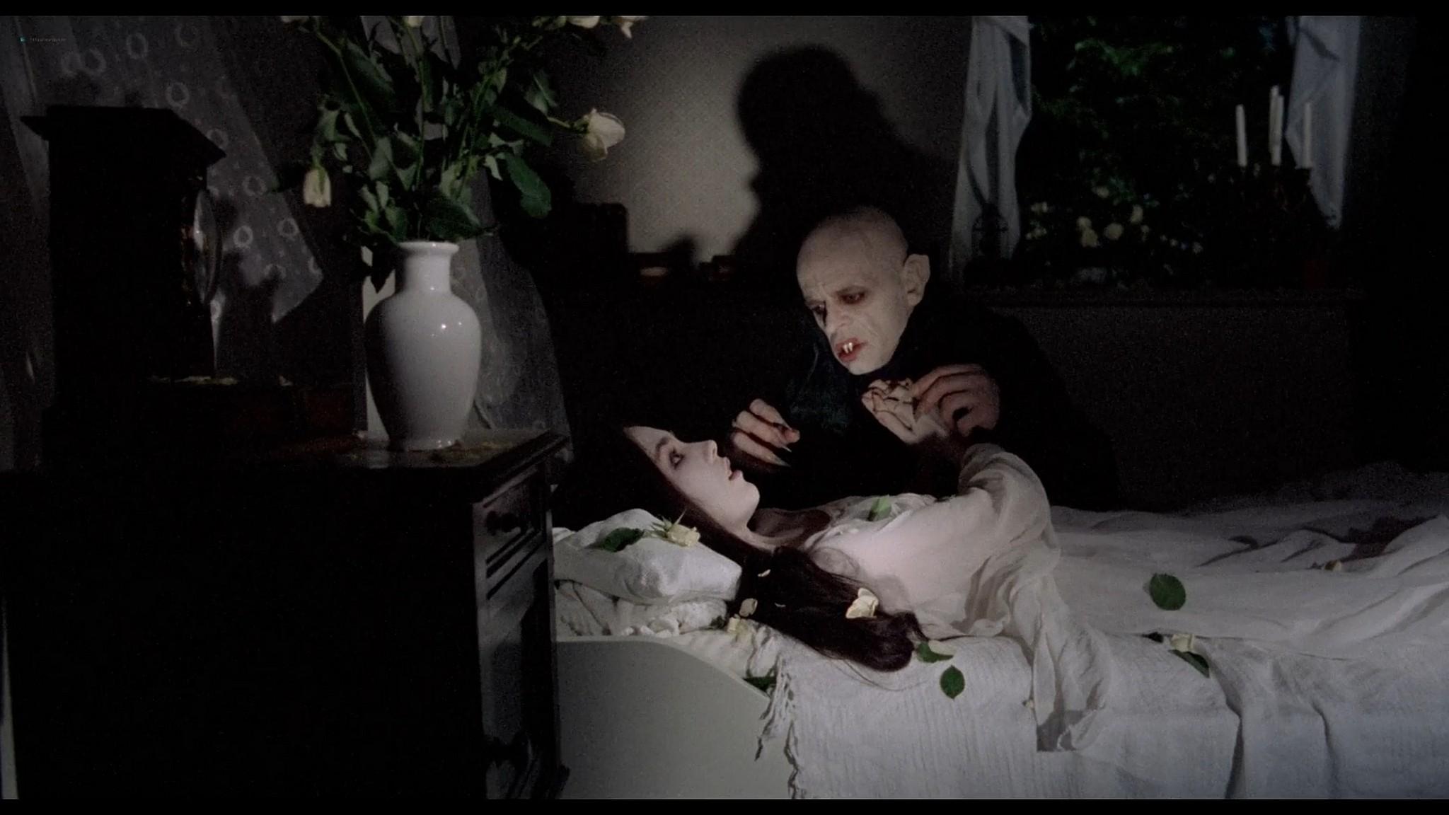 Isabelle Adjani cute and sexy Nosferatu the Vampyre 1979 1080p BluRay 6