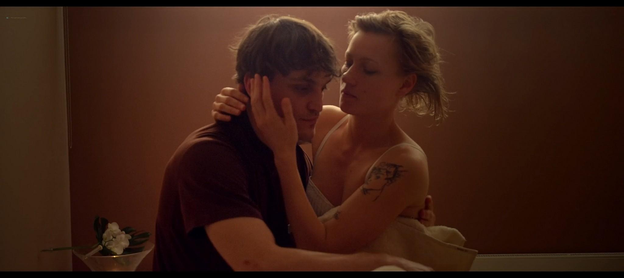 Lana Cooper hot butt and Ev Katrin Weis nude topless Love Steaks DE 2013 1080p Web 10