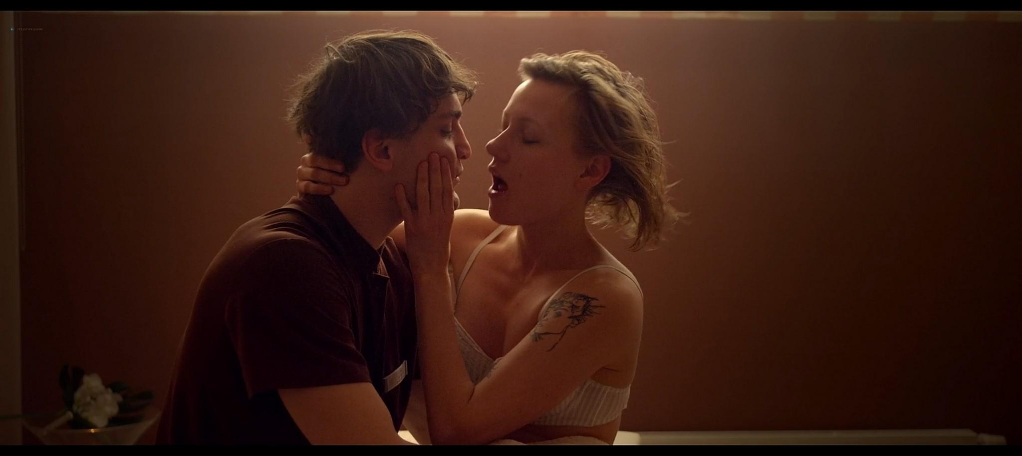 Lana Cooper hot butt and Ev Katrin Weis nude topless Love Steaks DE 2013 1080p Web 11