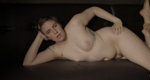 Lene Dunham nude full frontal Lena Hall Jemima Kirke nude sex Girls 2016 s5e1 5 1080p Web 6