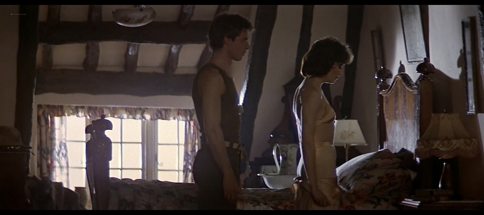 Lesley Anne Down nude topless and sex Hanover Street 1979 1080p Web