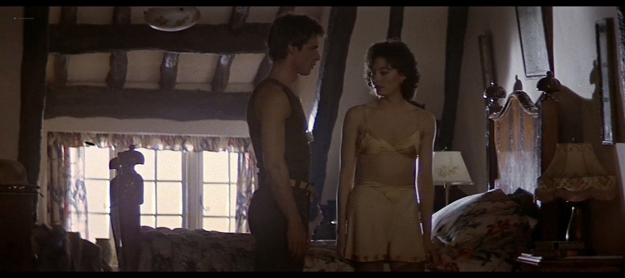 Lesley Anne Down nude topless and sex Hanover Street 1979 1080p Web 2