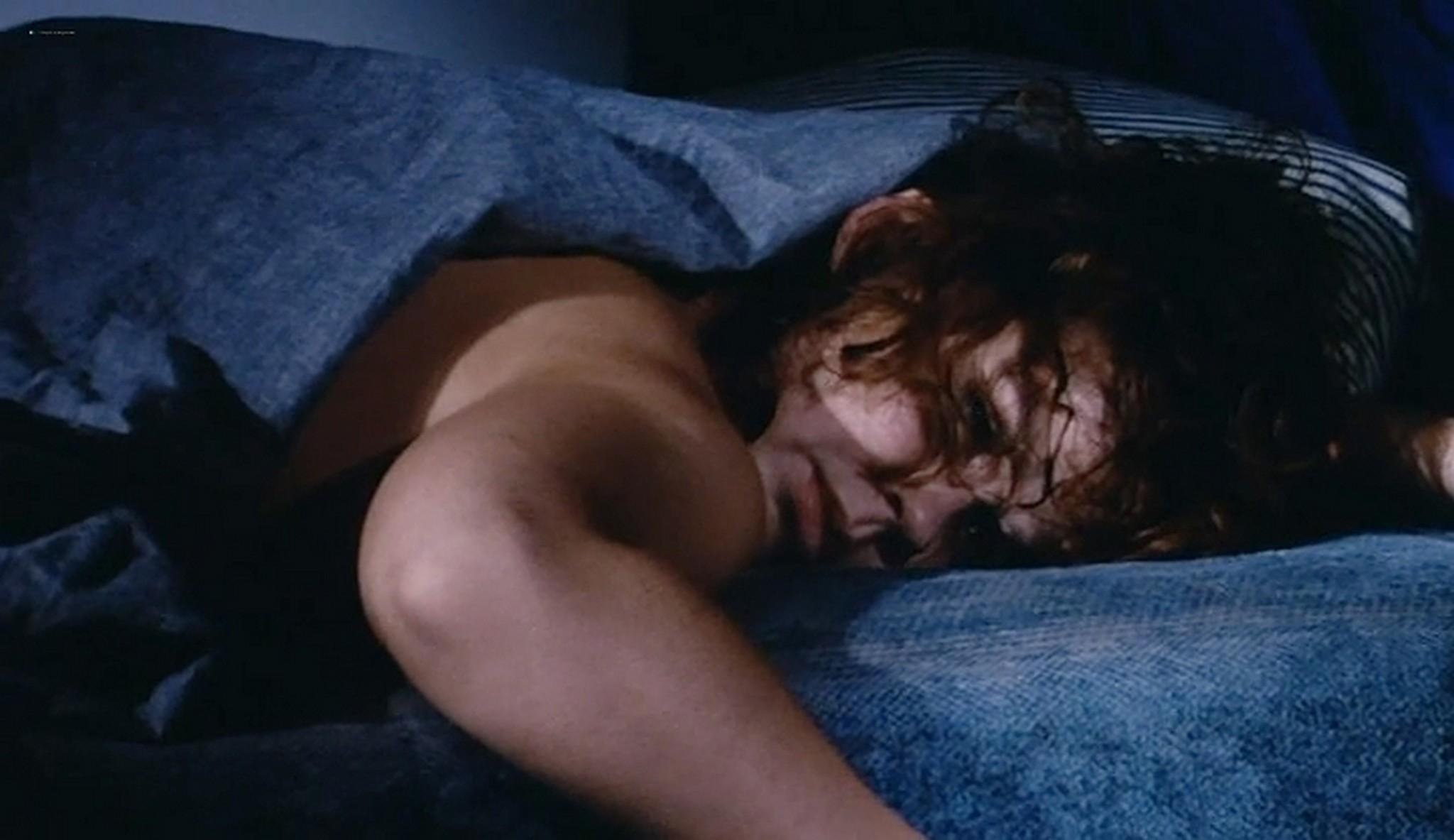 Linda Blair nude sex Sylvia Kristel and others nude too Red Heat 1985 VHSRip 14