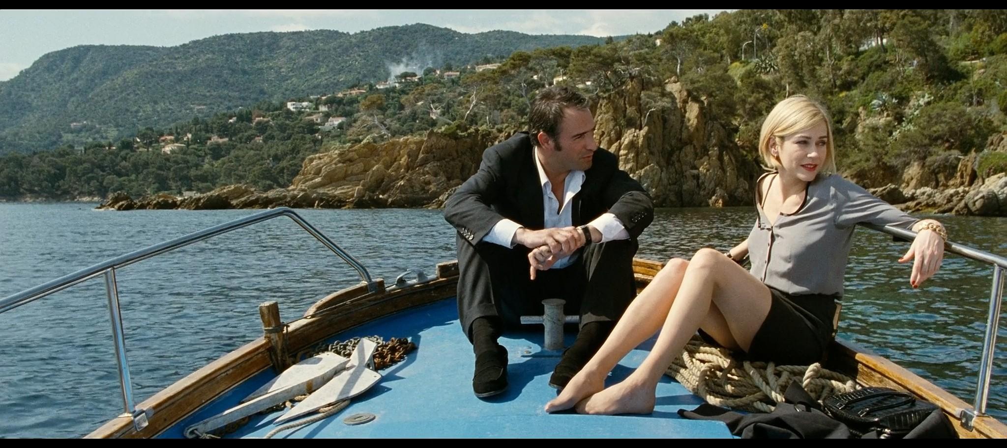 Marie Josee Croze nude wet and sex Un balcon sur la mer FR 2010 BluRay 2