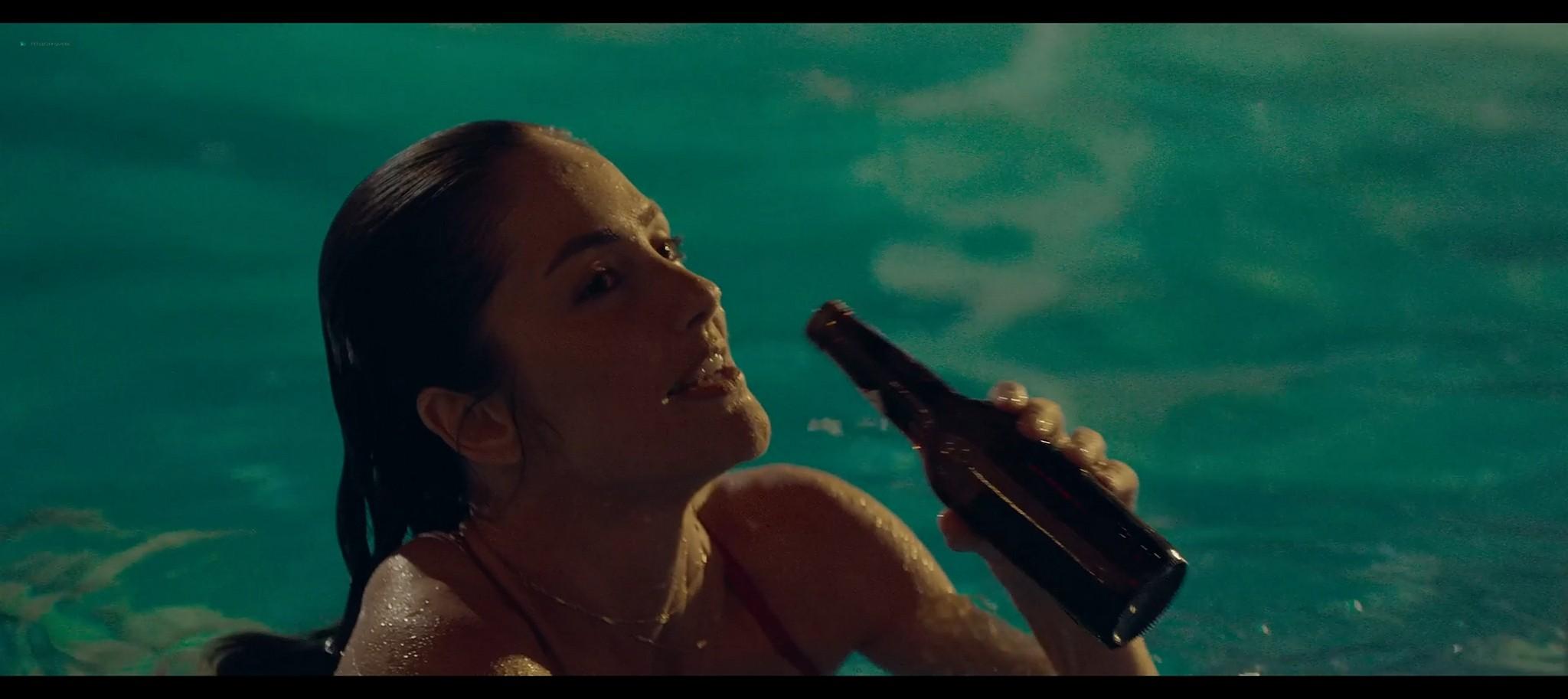 Minka Kelly hot in a swimsuit AnnaSophia Robb sexy Lansky 2021 1080p Web 5