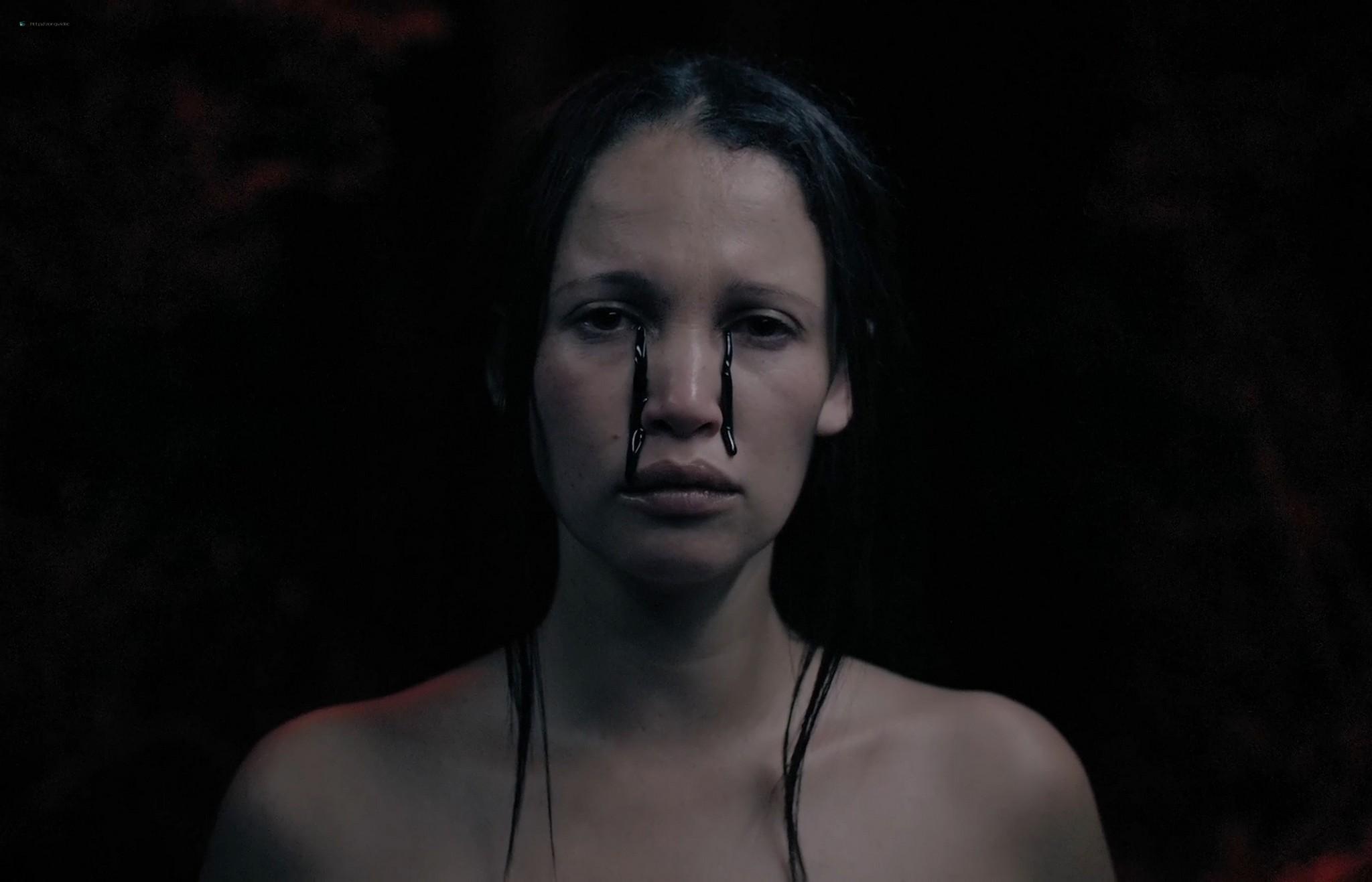 Monique Rockman nude topless Gaia 2021 1080p Web 12