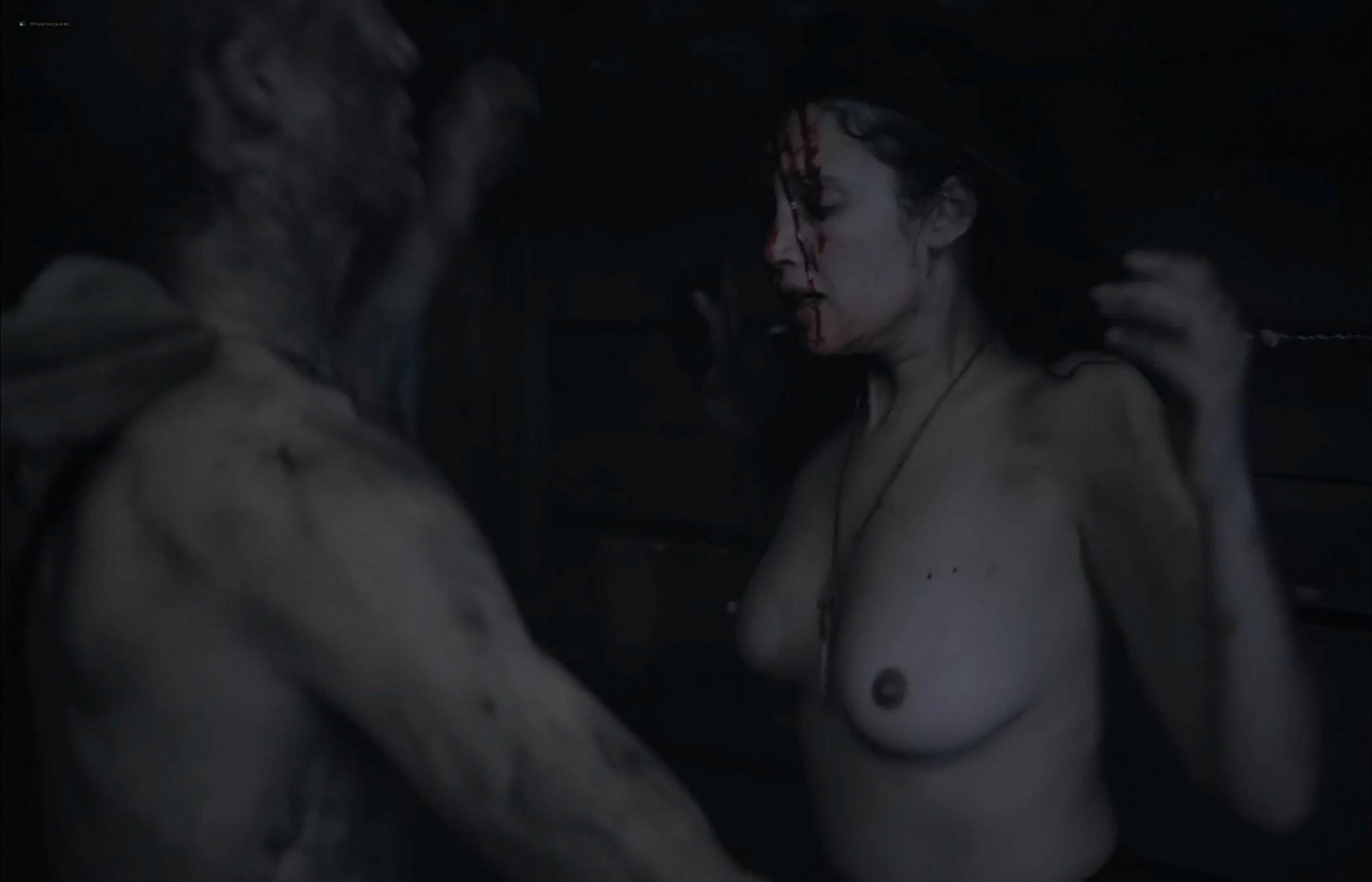Monique Rockman nude topless Gaia 2021 1080p Web 2