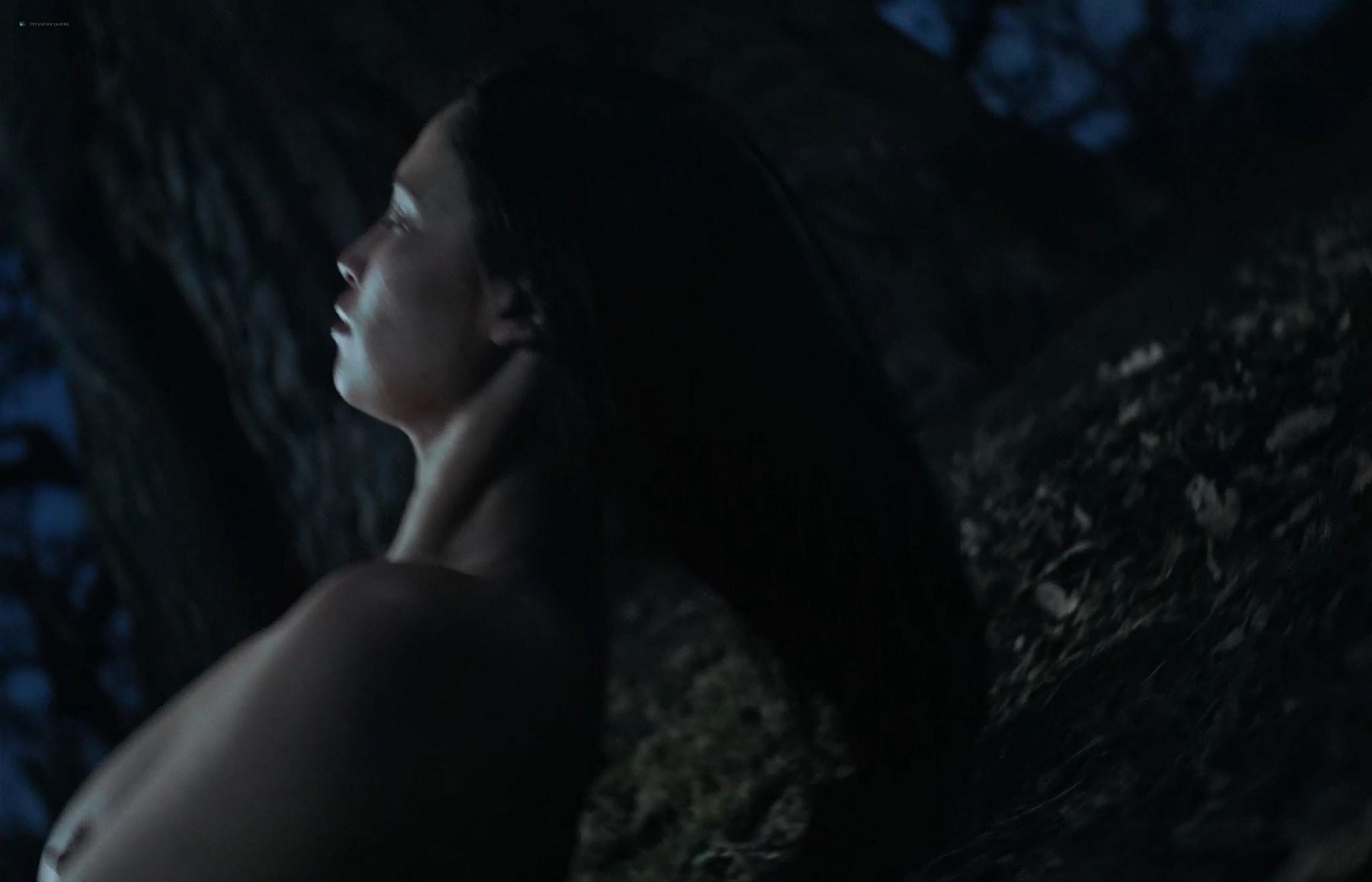 Monique Rockman nude topless Gaia 2021 1080p Web 6