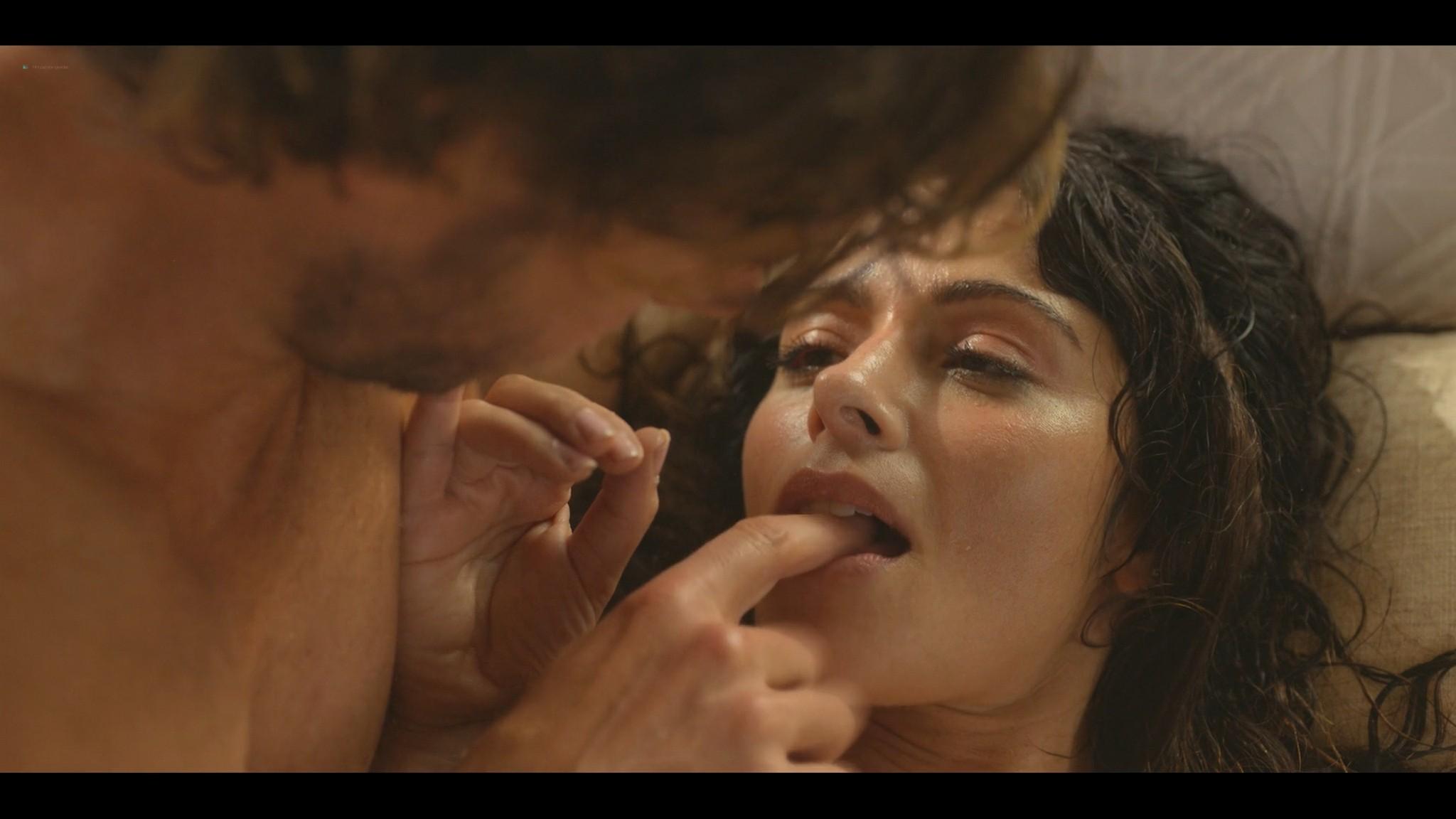 Sarah Shahi nude hot seex Sex Life 2021 s1e4 6 1080p Web 11