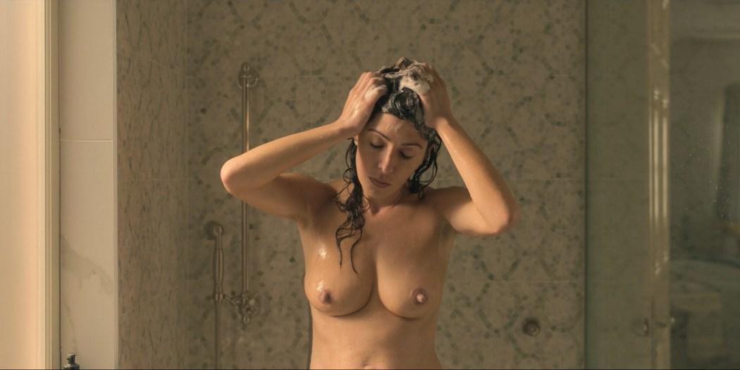 Sarah Shahi nude hot sex Margaret Odette sex Sex Life 2021 s1e2 3 1080p Web 12