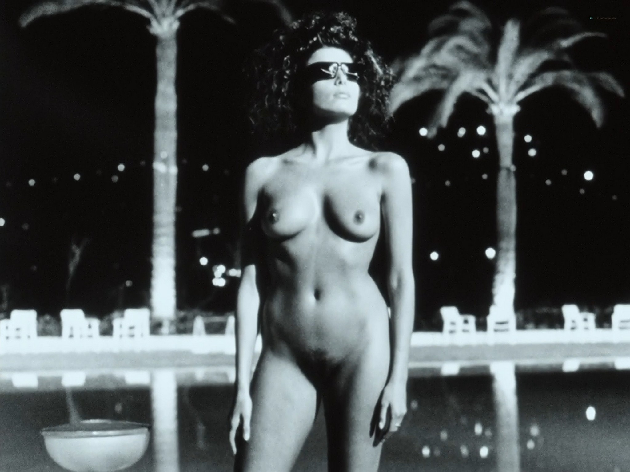 Sigourney Weaver hot Charlotte Rampling nude others nude most full frontal Helmut Newton Frames from the Edge 1989 1080p BluRay 23