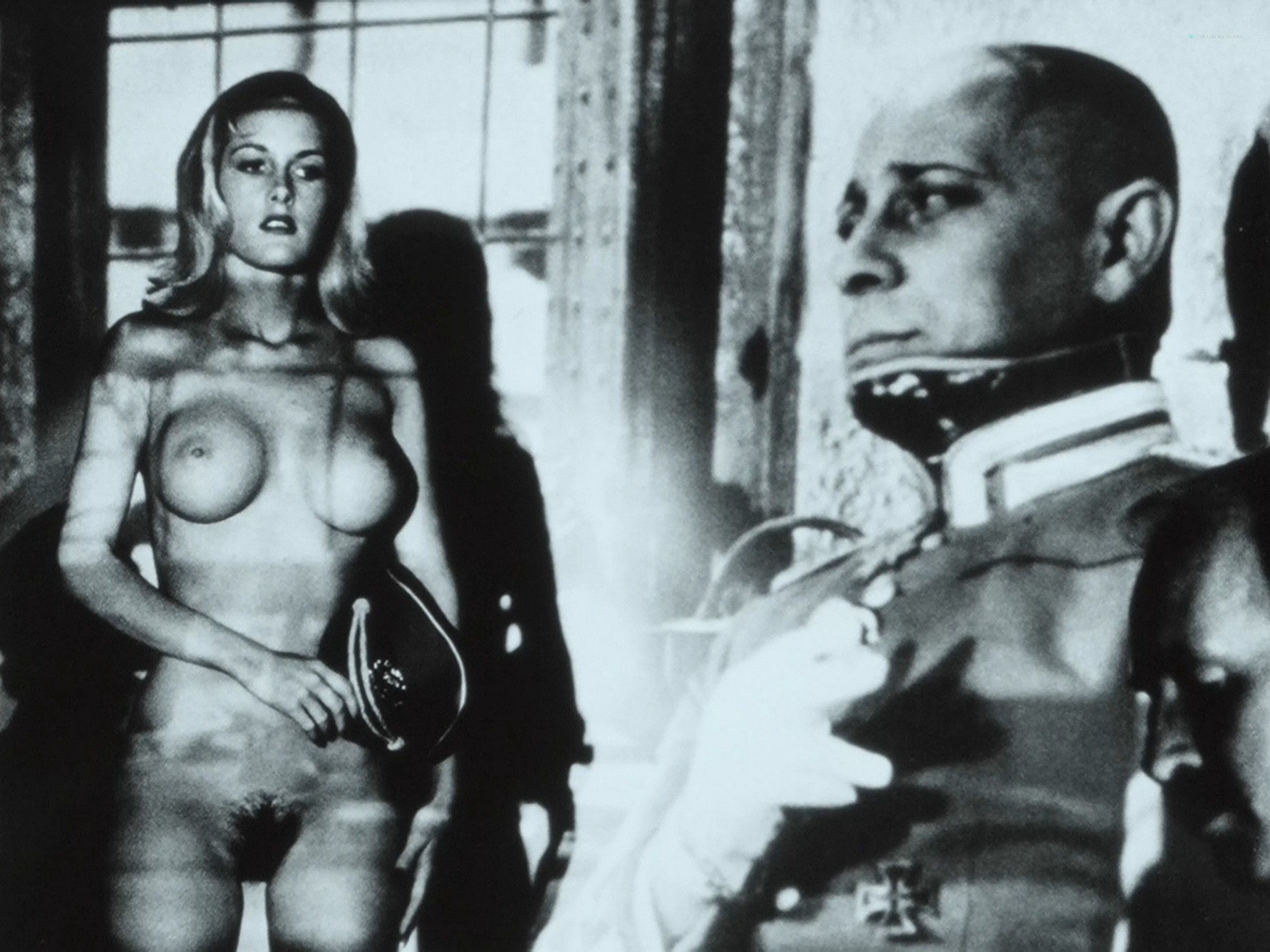 Sigourney Weaver hot Charlotte Rampling nude others nude most full frontal Helmut Newton Frames from the Edge 1989 1080p BluRay 26
