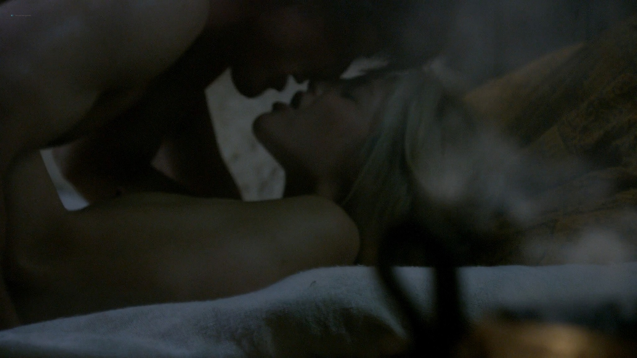 Tamsin Egerton nude topless sex Camelot 2011 s1e4 hd 1080p 8