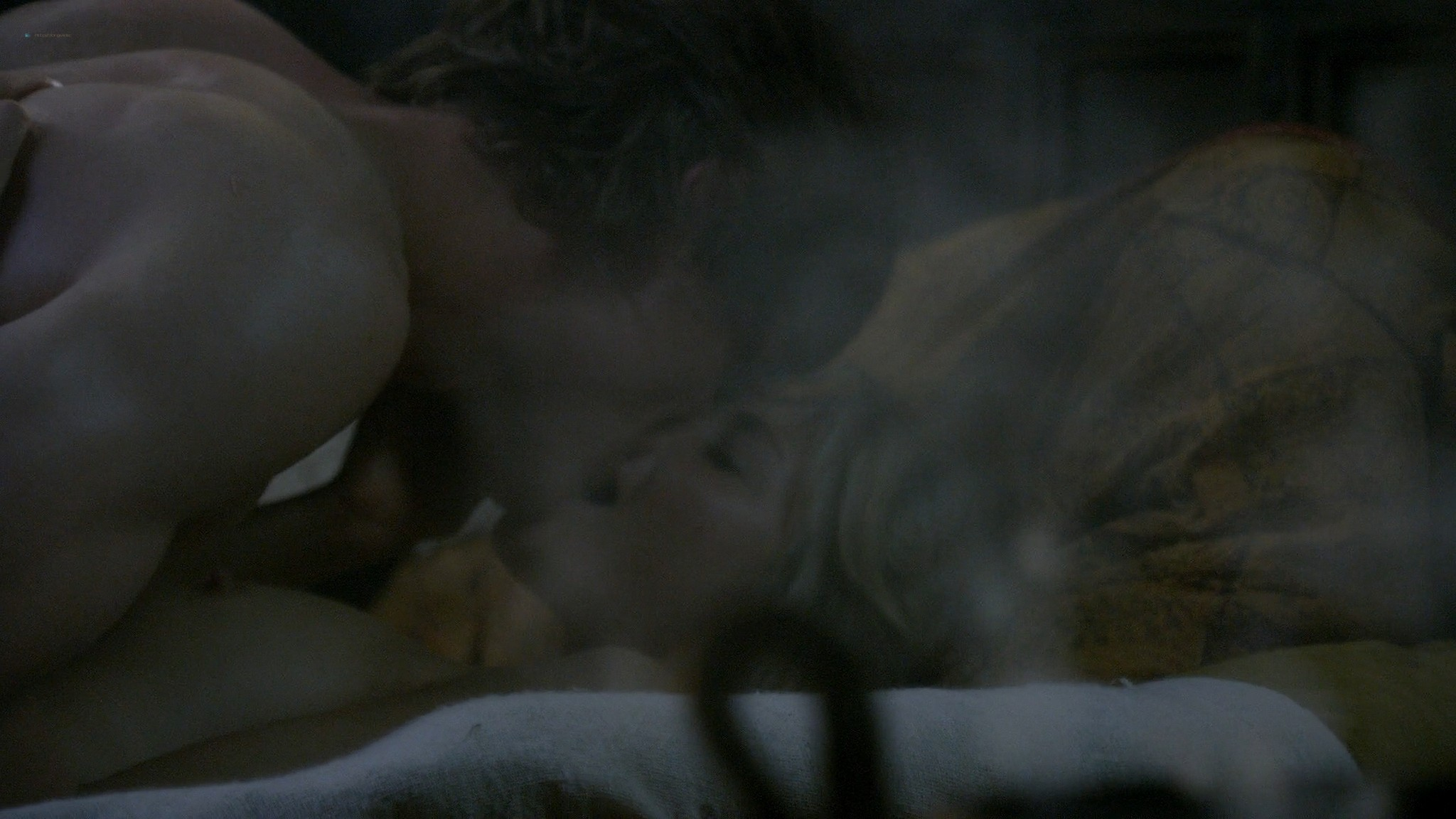 Tamsin Egerton nude topless sex Camelot 2011 s1e4 hd 1080p 9