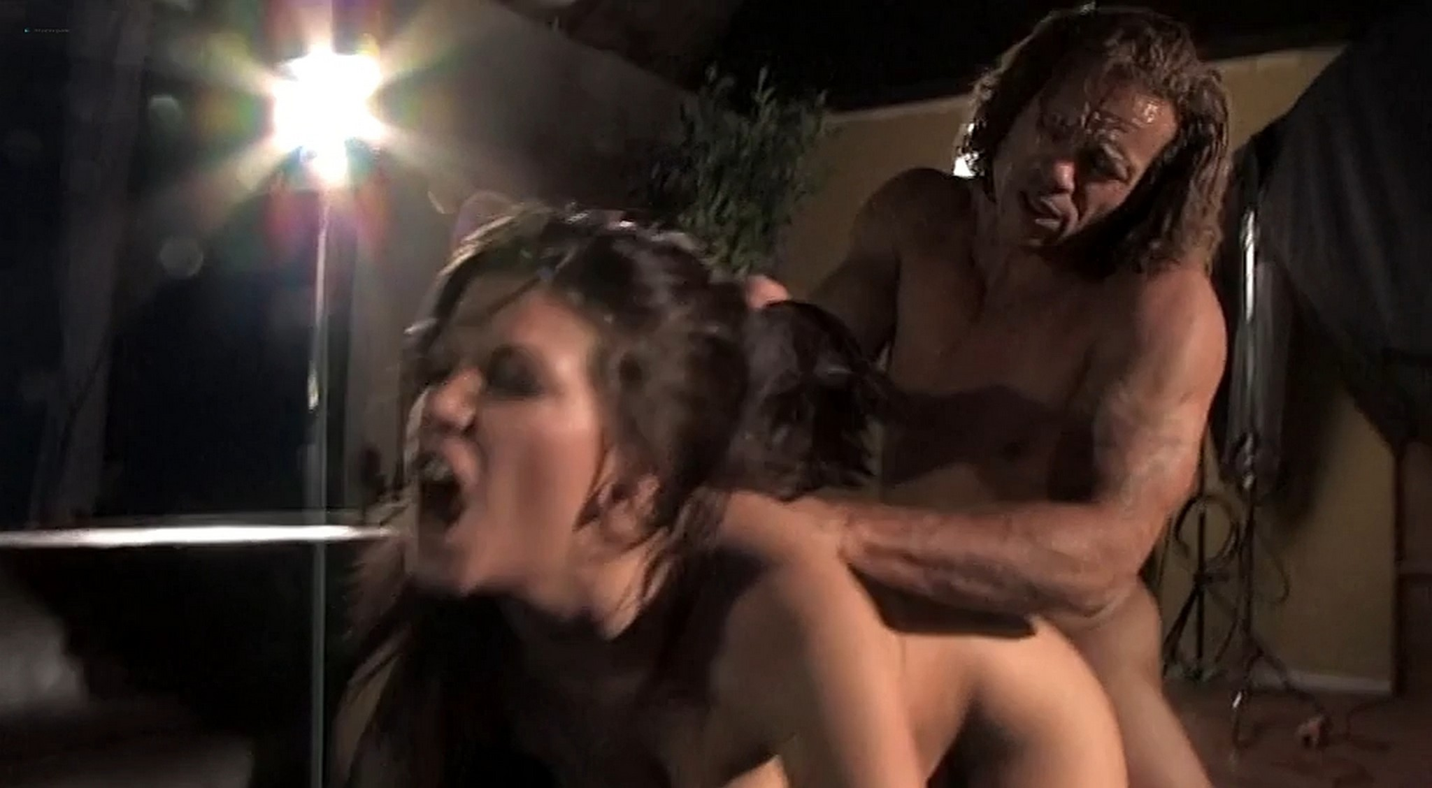 Victoria De Mare nude Roxy DeVille and others nude sex too Bio Slime 2010 DVDRip 15