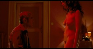 Violante Placido nude full frontal and sex and Irina Bjorklund nude butt The American HD 1080p BluRay 3