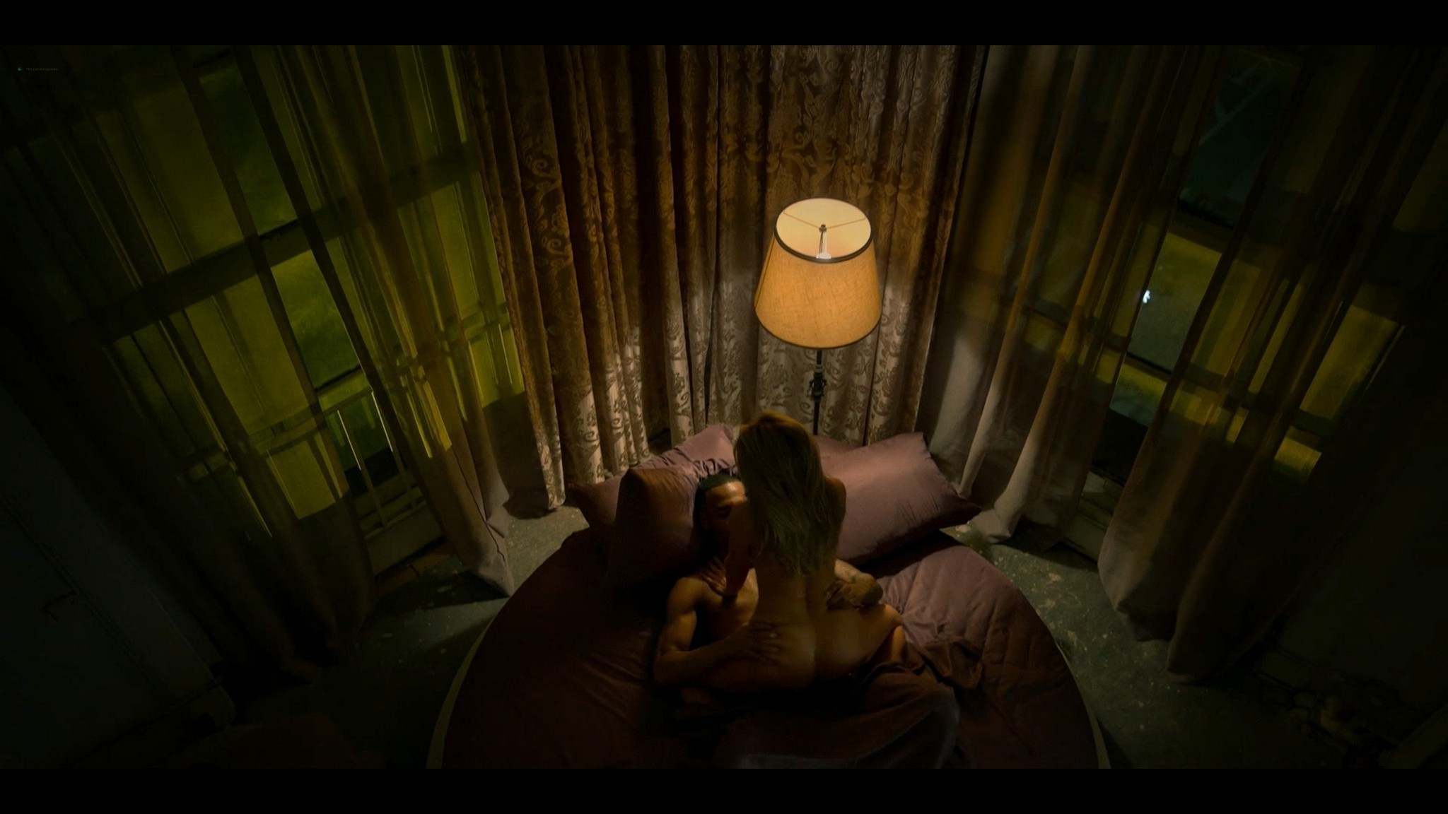 Annalynne McCord nude topless and sex Power Book III Raising Kanan 2021 s1e1 1080p Web