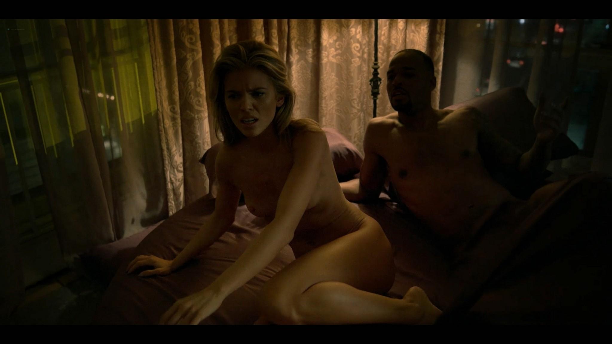 Annalynne McCord nude topless and sex Power Book III Raising Kanan 2021 s1e1 1080p Web 9
