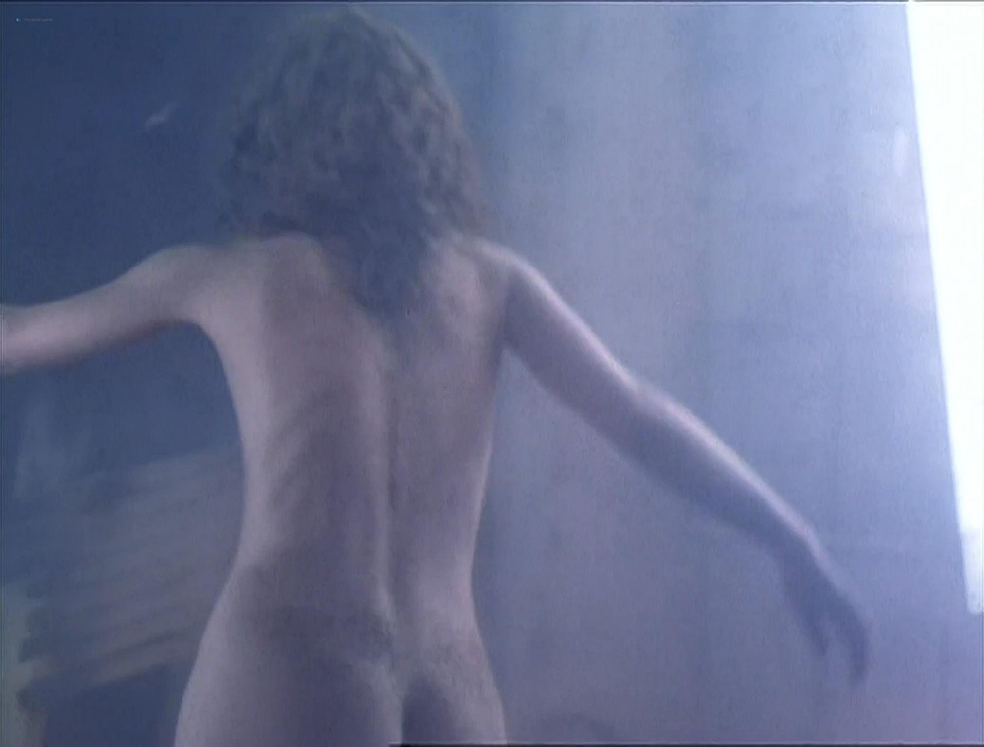 Christina Cox nude bush lesbian sex with Karyn Dwyer nude too Better than Chocolate 1999 HD 720p WEB DL 15