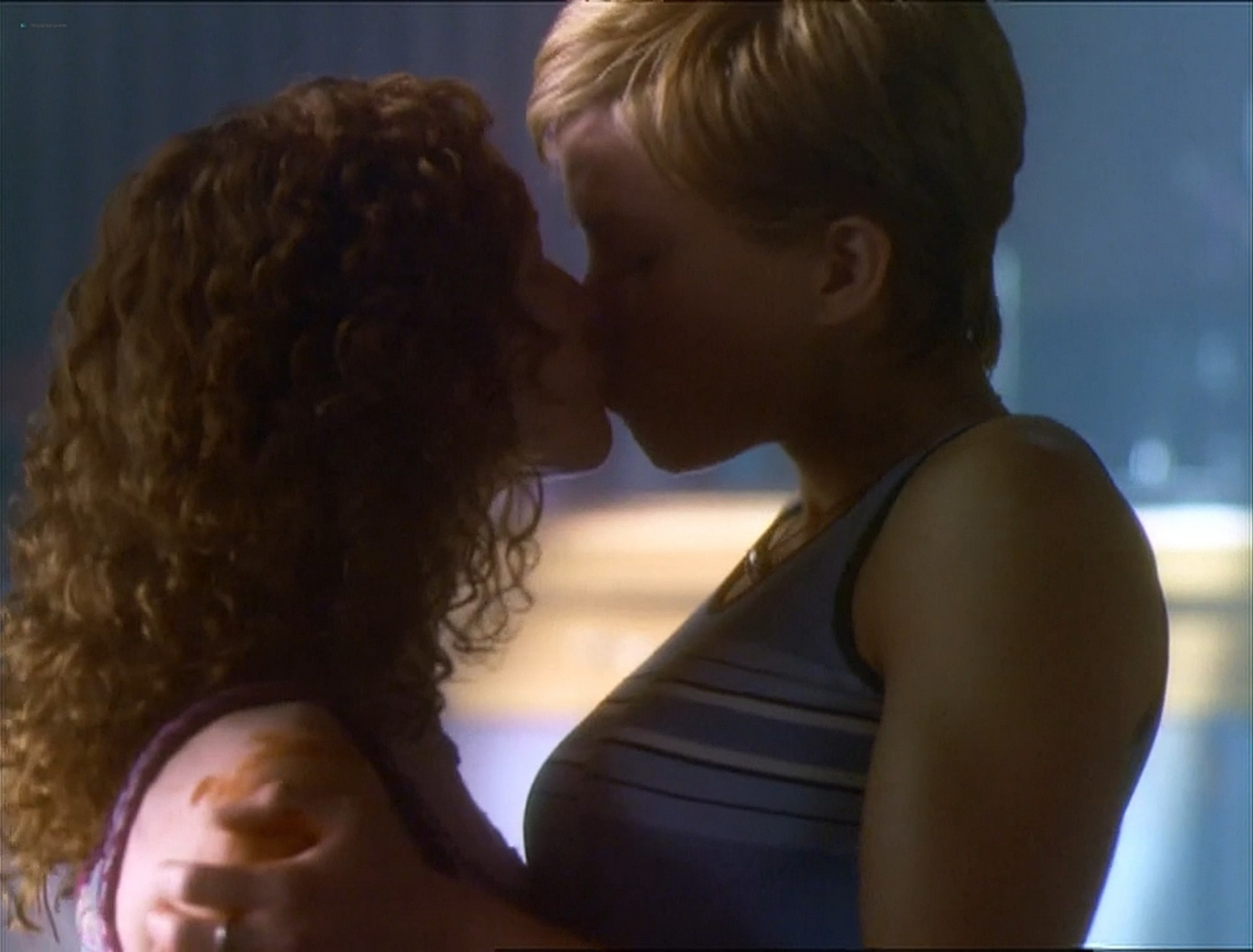 Christina Cox nude bush lesbian sex with Karyn Dwyer nude too Better than Chocolate 1999 HD 720p WEB DL 2