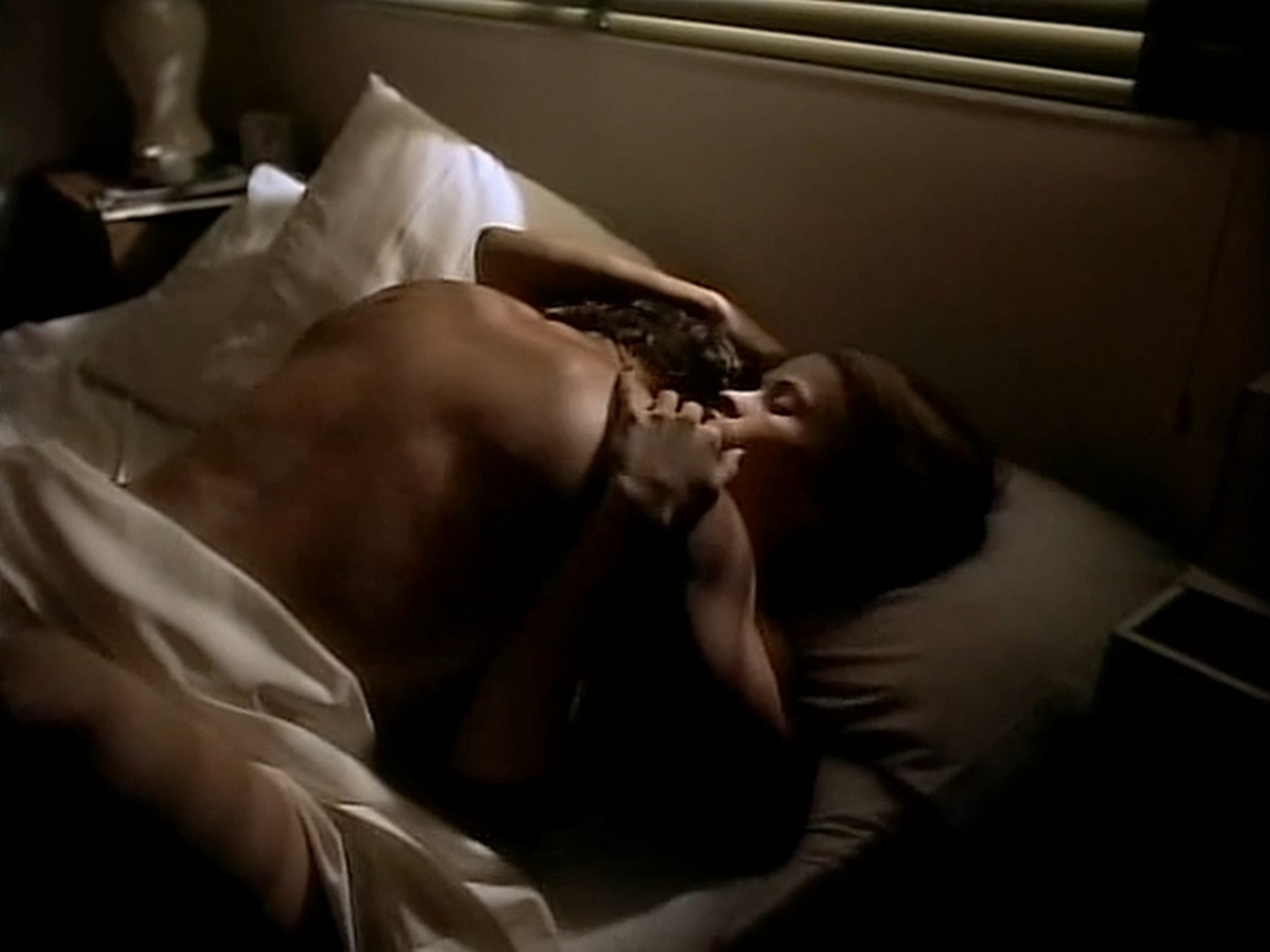 Christina Cox nude topless and sex Street Law 1995 DVDRip 5
