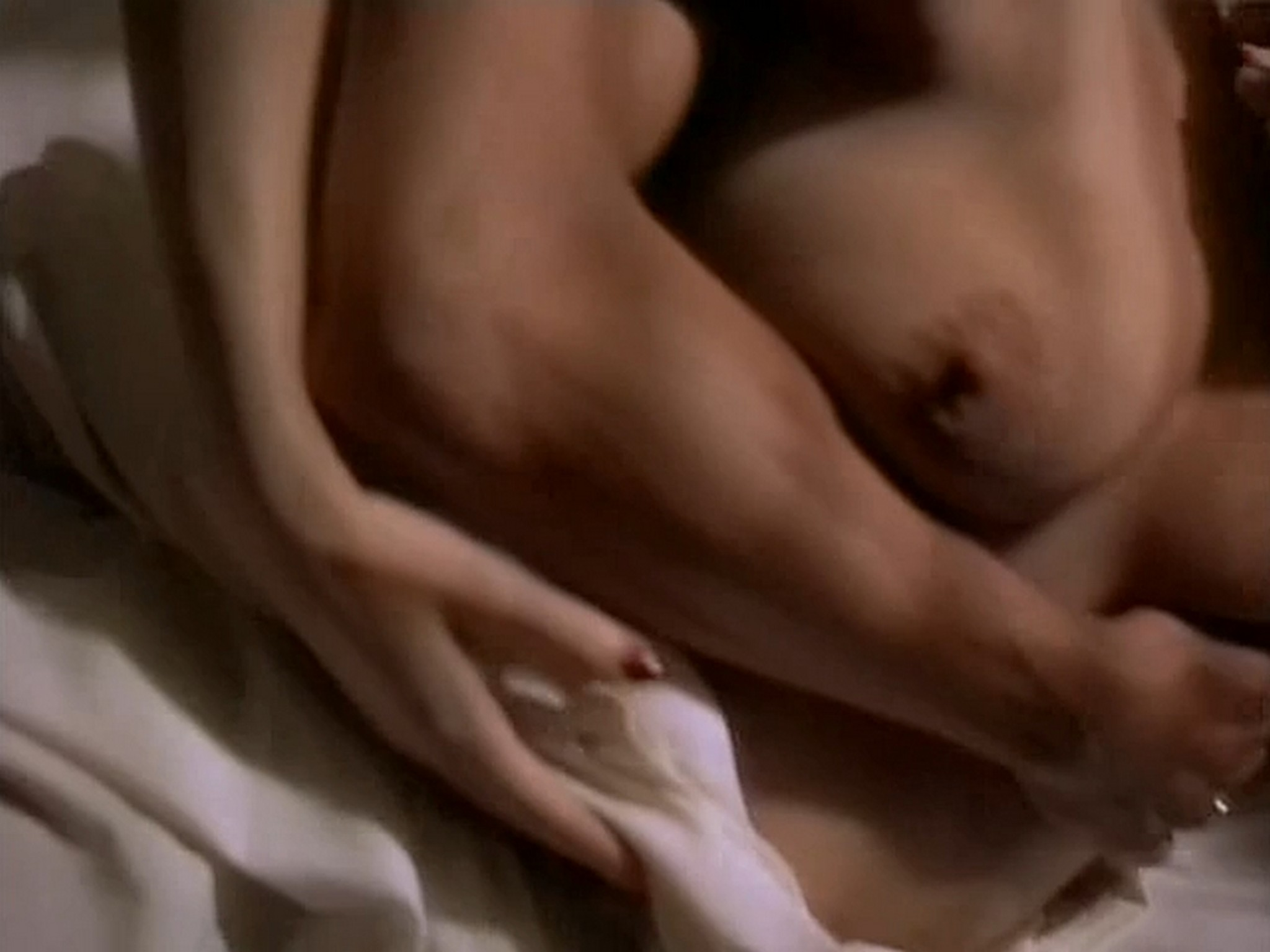 Christina Cox nude topless and sex Street Law 1995 DVDRip 8