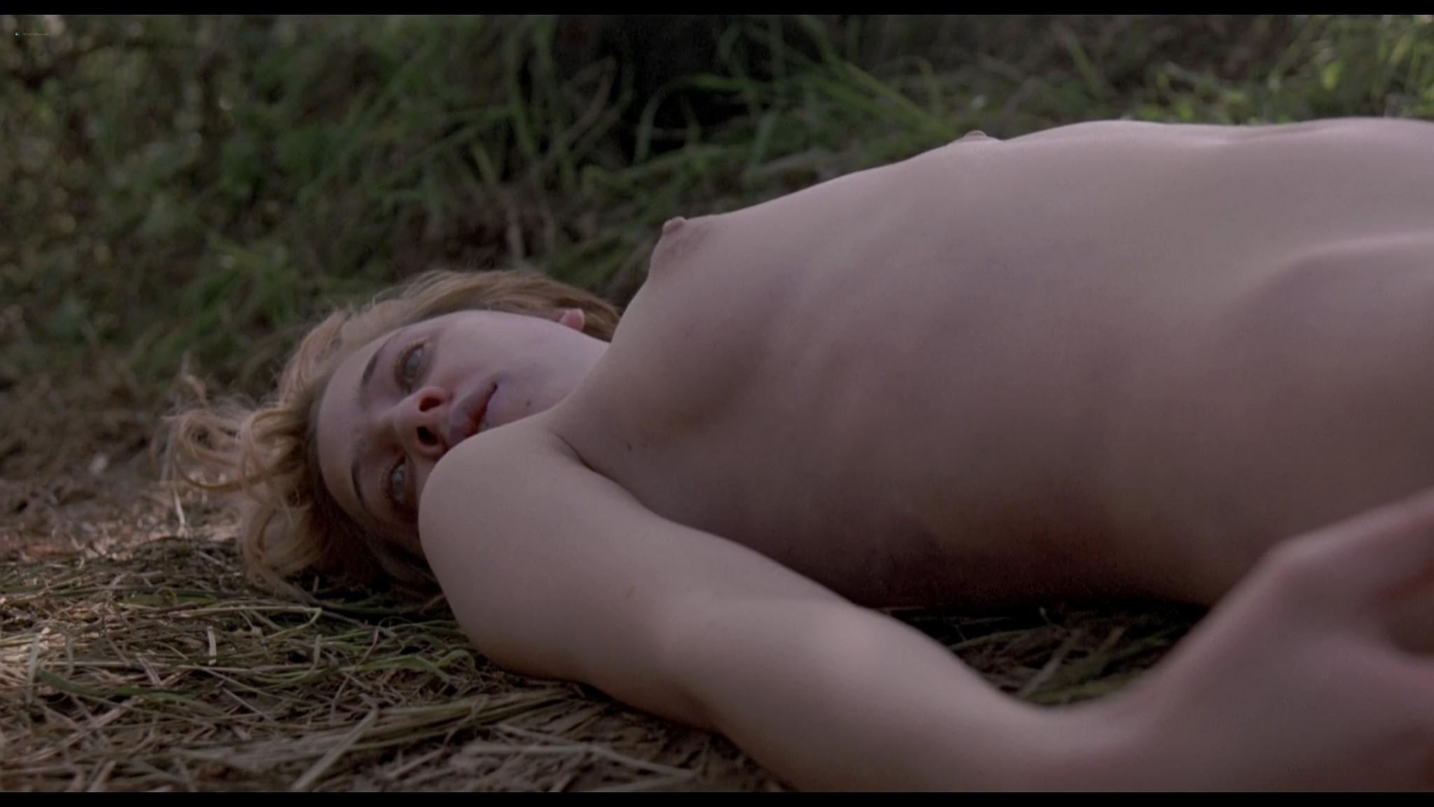 Danyi Deats nude bush topless but dead Rivers Edge 1986 HD 1080p BluRay 4