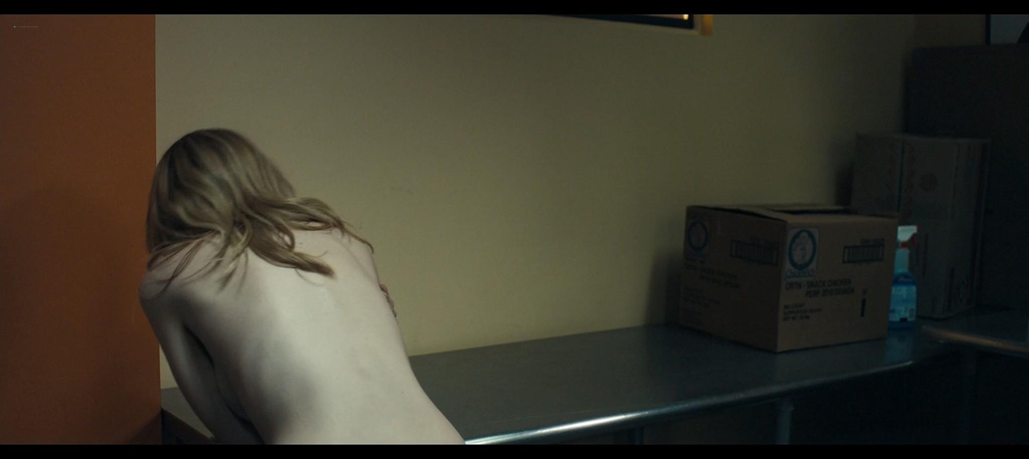 Dreama Walker nude topless Compliance 2012 HD 1080p BluRay REMUX 13