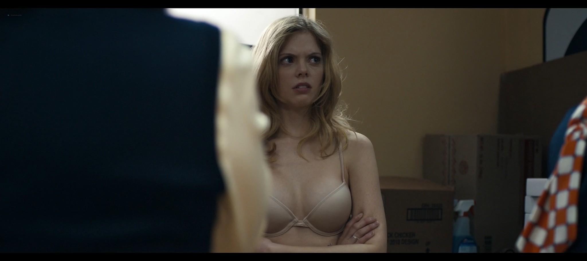 Dreama Walker nude topless Compliance 2012 HD 1080p BluRay REMUX 2
