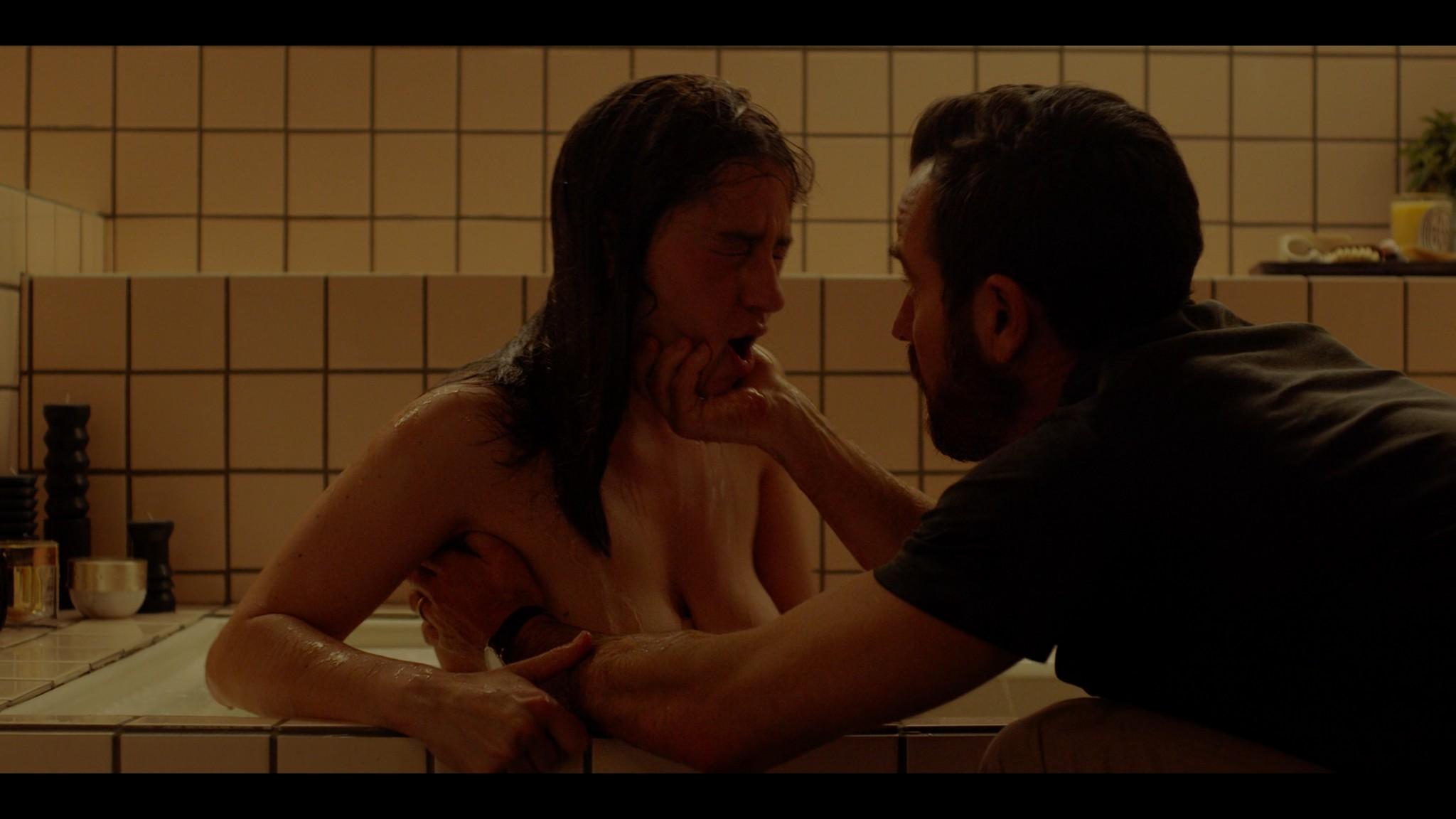 Ilana Glazer nude bush topless and sex False Positive 2021 UHD 2160p Web 10