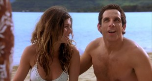 Jennifer Aniston sexy Debra Messing hot and some sex Along Came Polly 2004 1080p BluRay 25