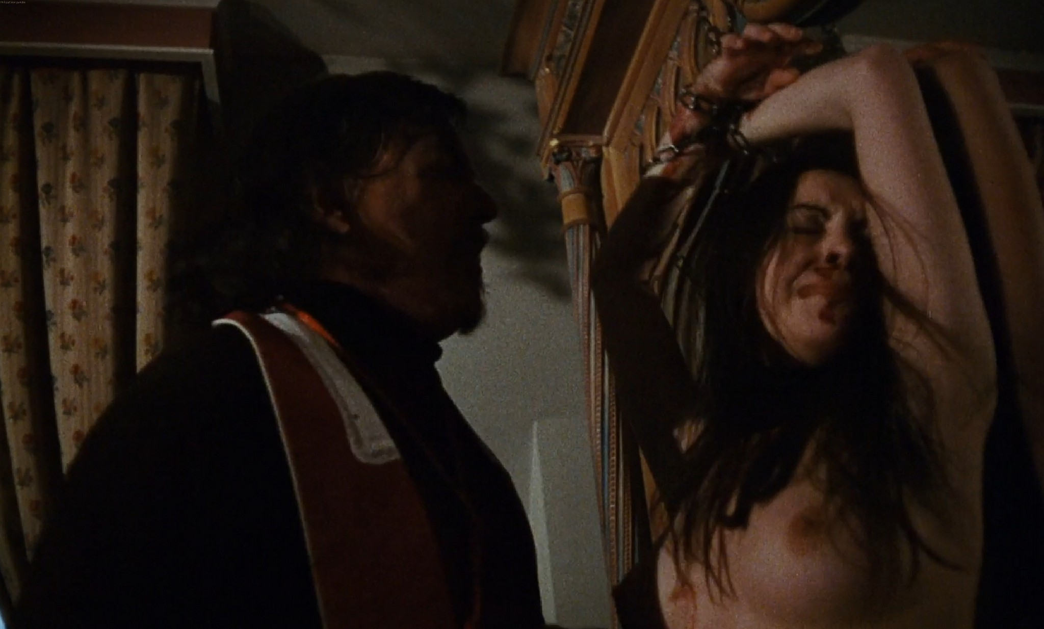Lina Romay nude full frontal others nude too The Sadist of Notre Dame 1979 1080p BluRay 18