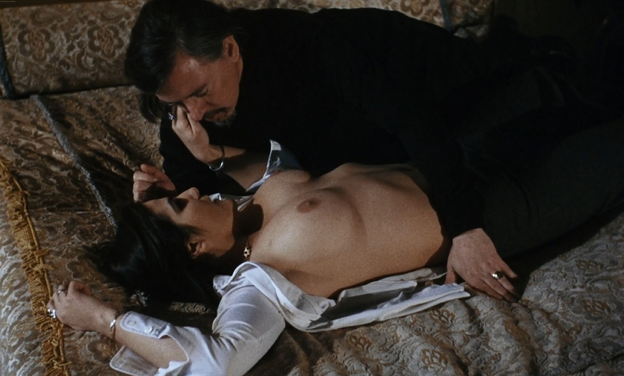 Lina Romay nude full frontal others nude too The Sadist of Notre Dame 1979 1080p BluRay 5