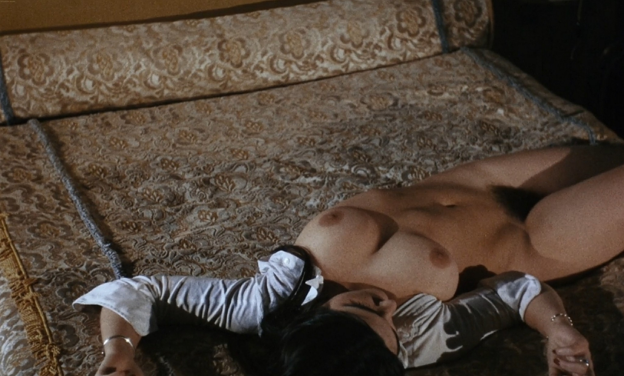 Lina Romay nude full frontal others nude too The Sadist of Notre Dame 1979 1080p BluRay 6