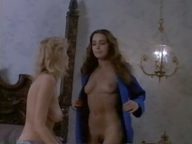 Lydie Denier nude sex Leslie Huntly and others nude too - Satan's Princess (1990) TVRip
