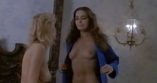 Lydie Denier nude sex Leslie Huntly and others nude too Satans Princess 1990 TVRip 2
