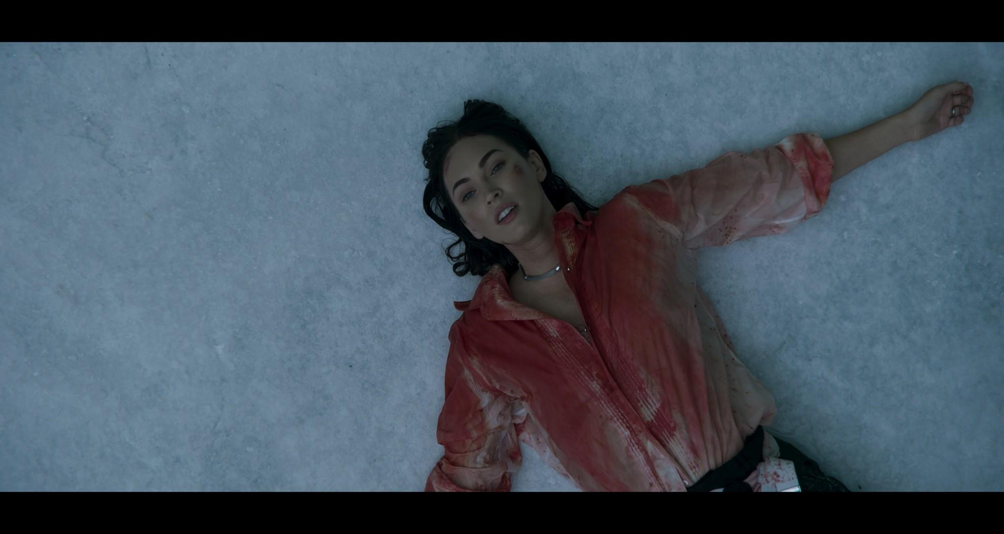 Megan Fox hot and sexy Till Death 2021 4k 2160p Web 19