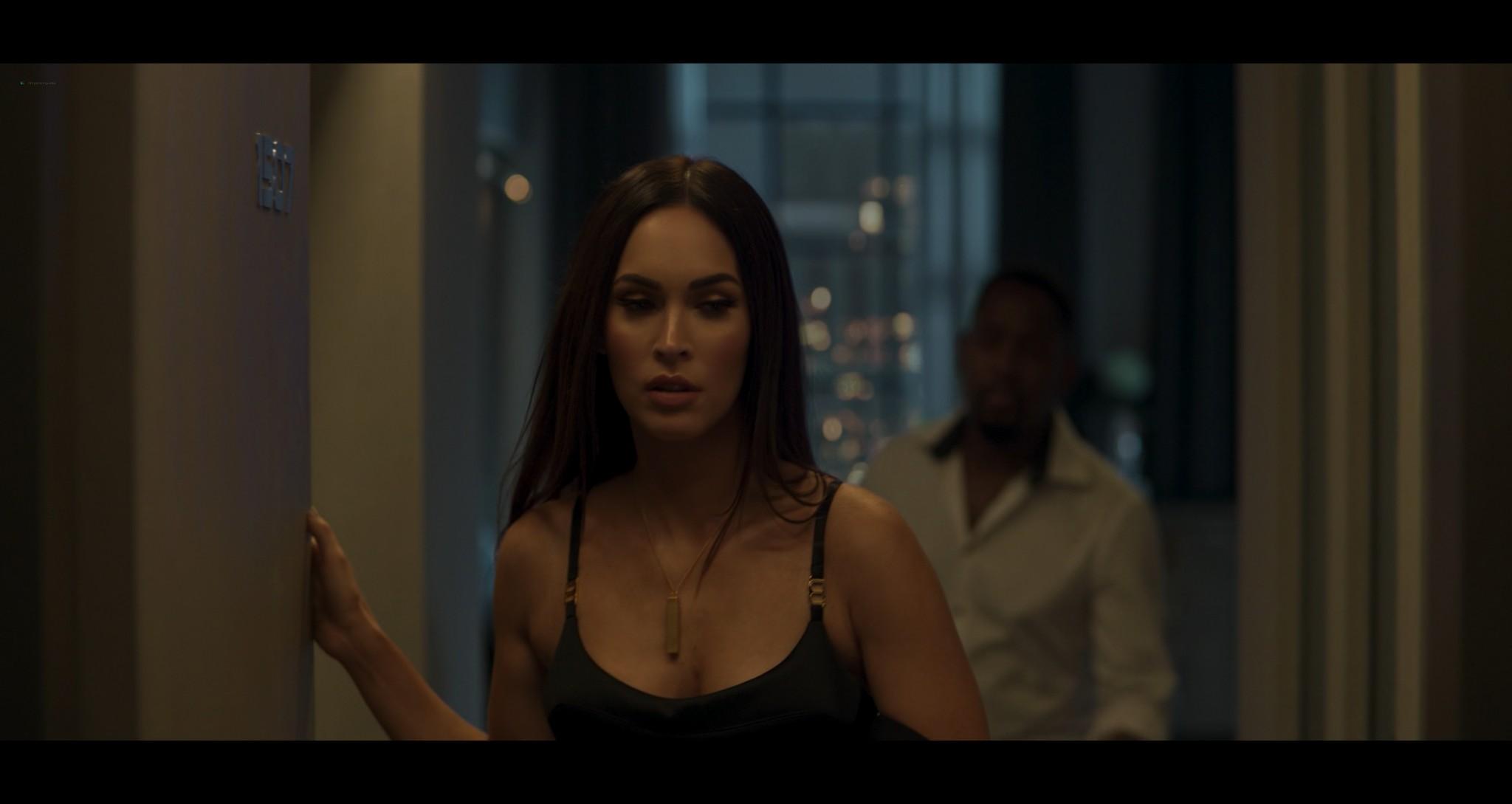 Megan Fox hot and sexy Till Death 2021 4k 2160p Web 4