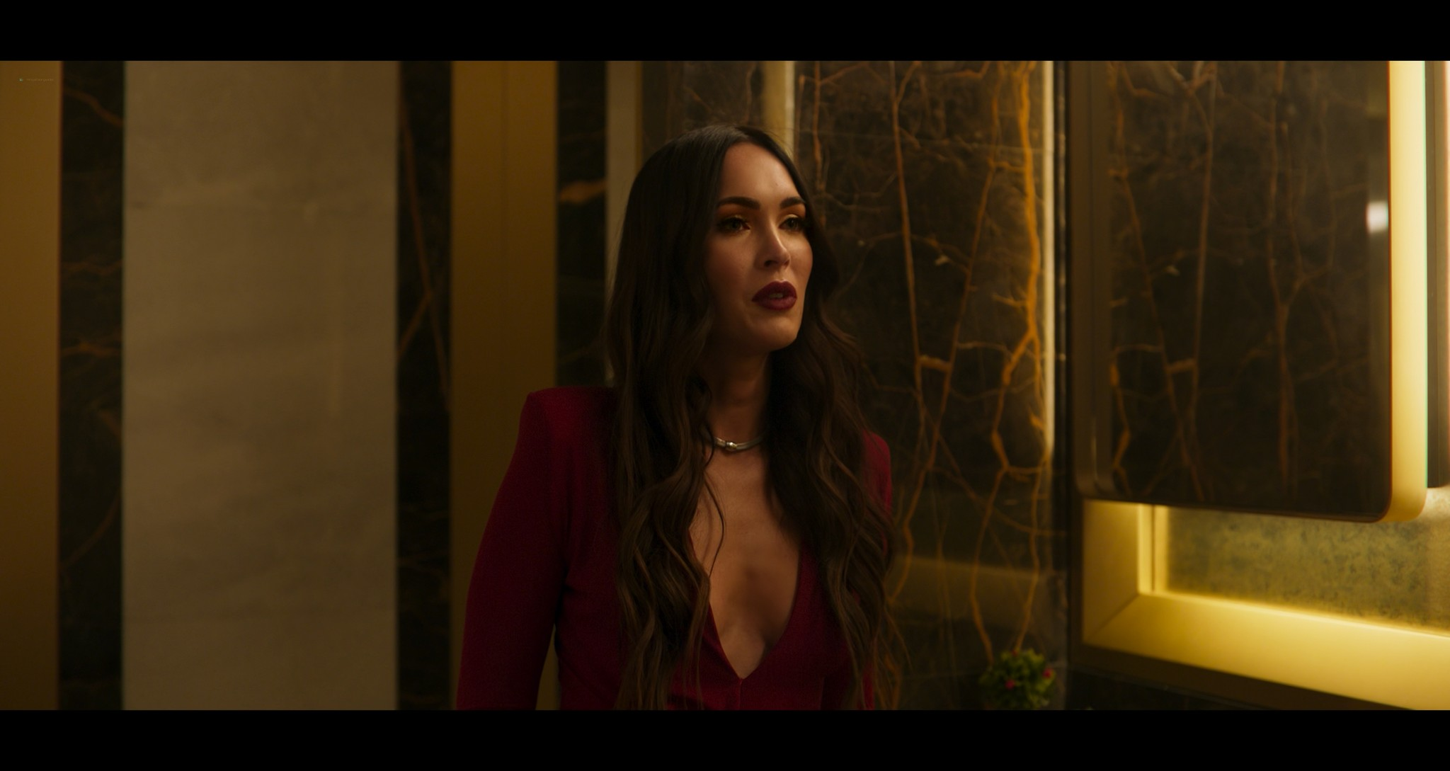 Megan Fox hot and sexy Till Death 2021 4k 2160p Web 7