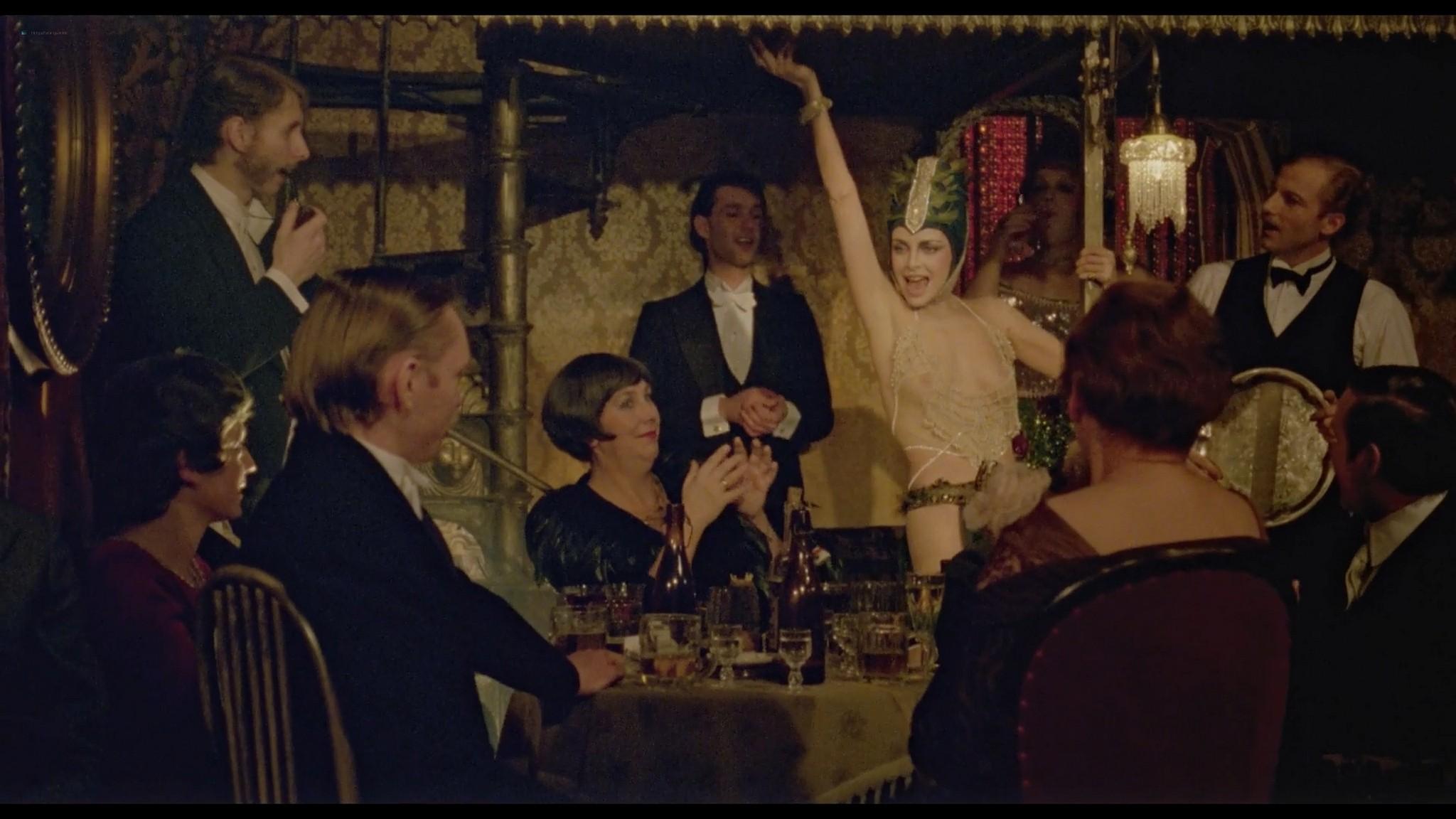 Sydne Rome hot see through and sexy Just a Gigolo 1978 1080p BluRay 14