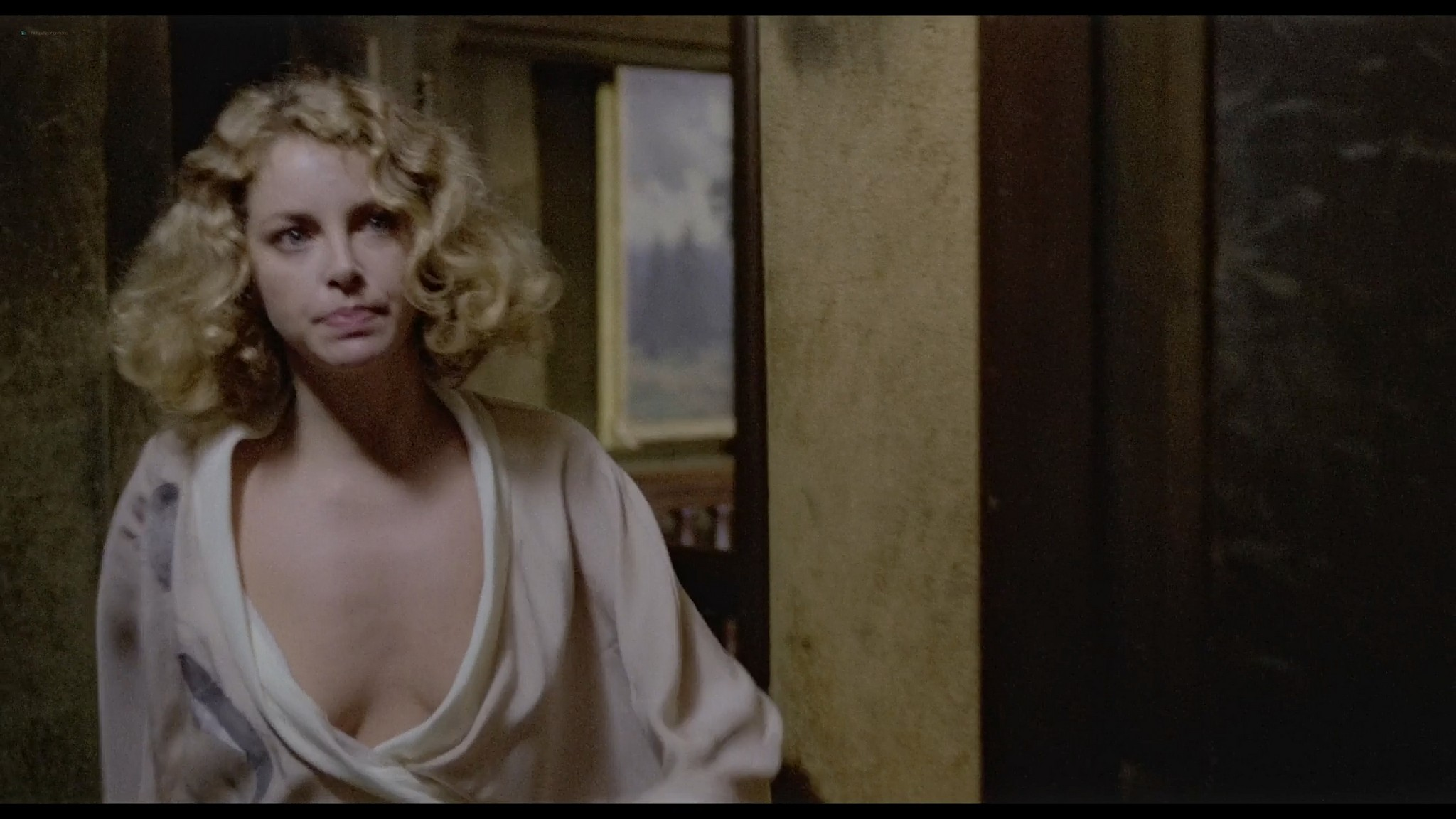 Sydne Rome hot see through and sexy Just a Gigolo 1978 1080p BluRay 18