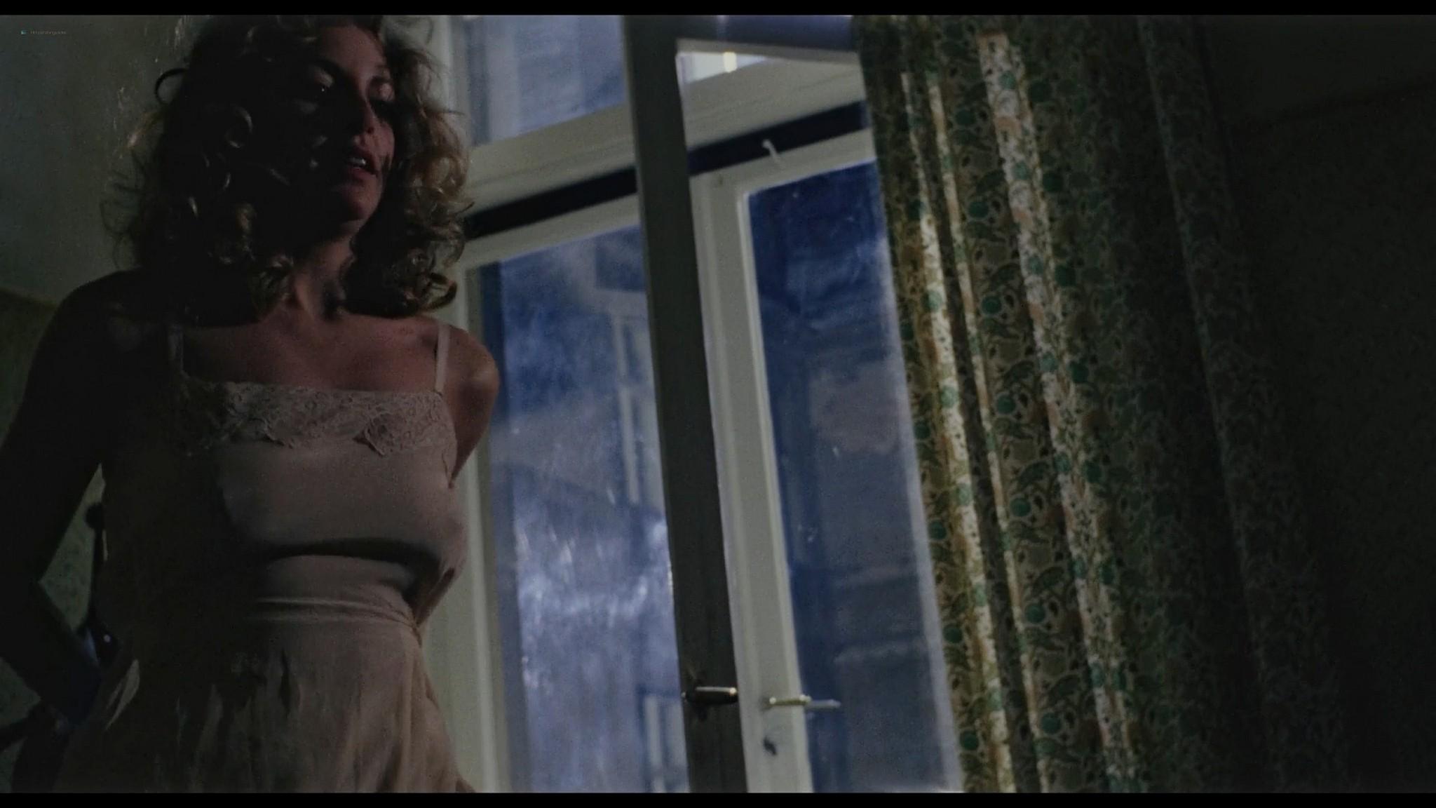 Sydne Rome hot see through and sexy Just a Gigolo 1978 1080p BluRay 2