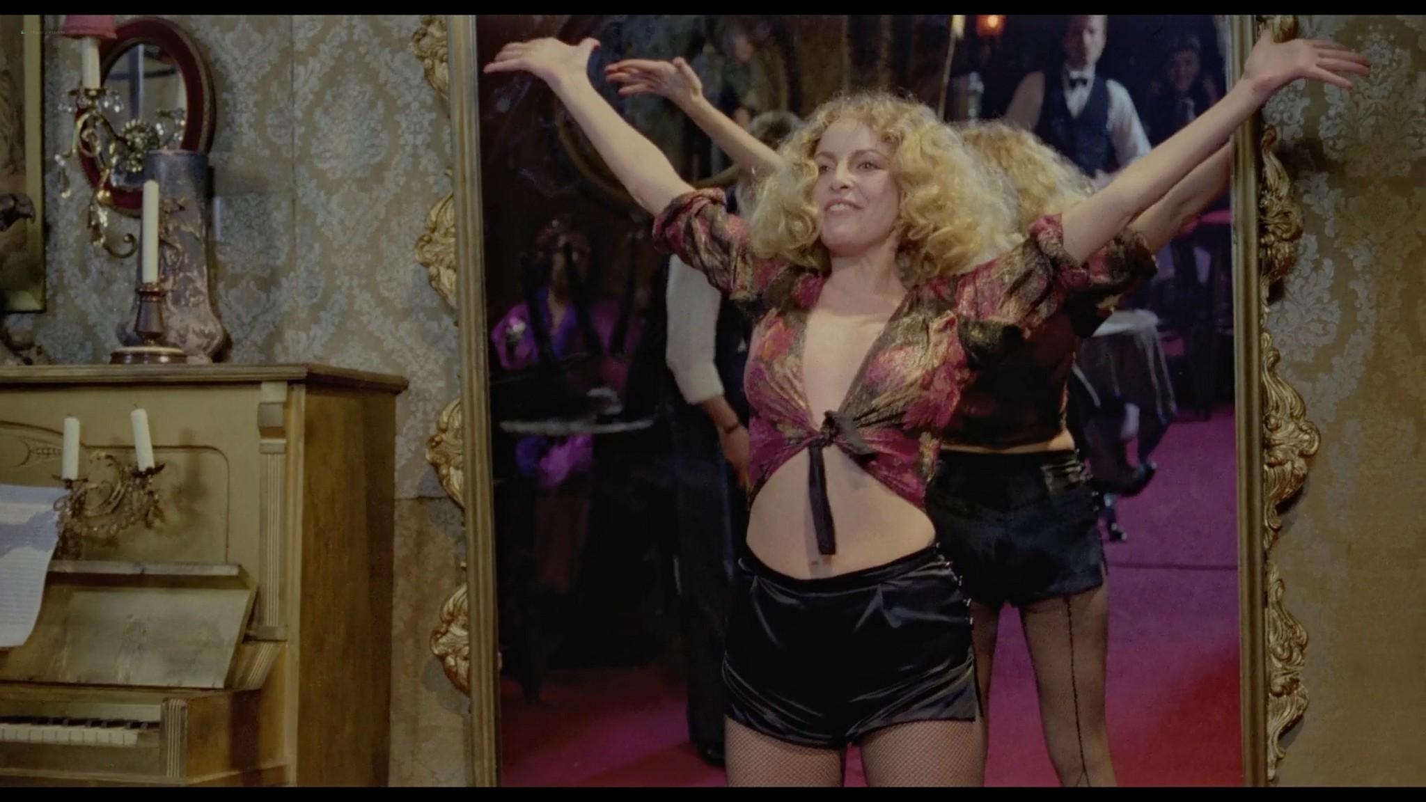 Sydne Rome hot see through and sexy Just a Gigolo 1978 1080p BluRay 4