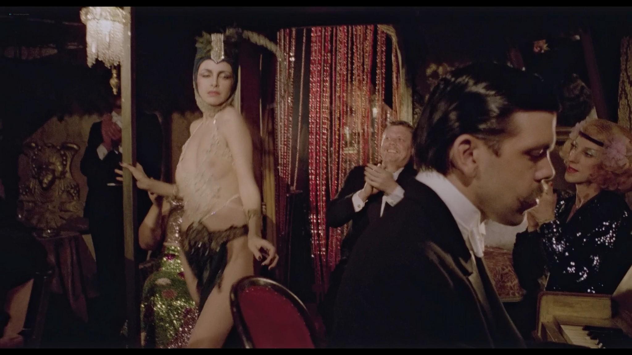 Sydne Rome hot see through and sexy Just a Gigolo 1978 1080p BluRay 6
