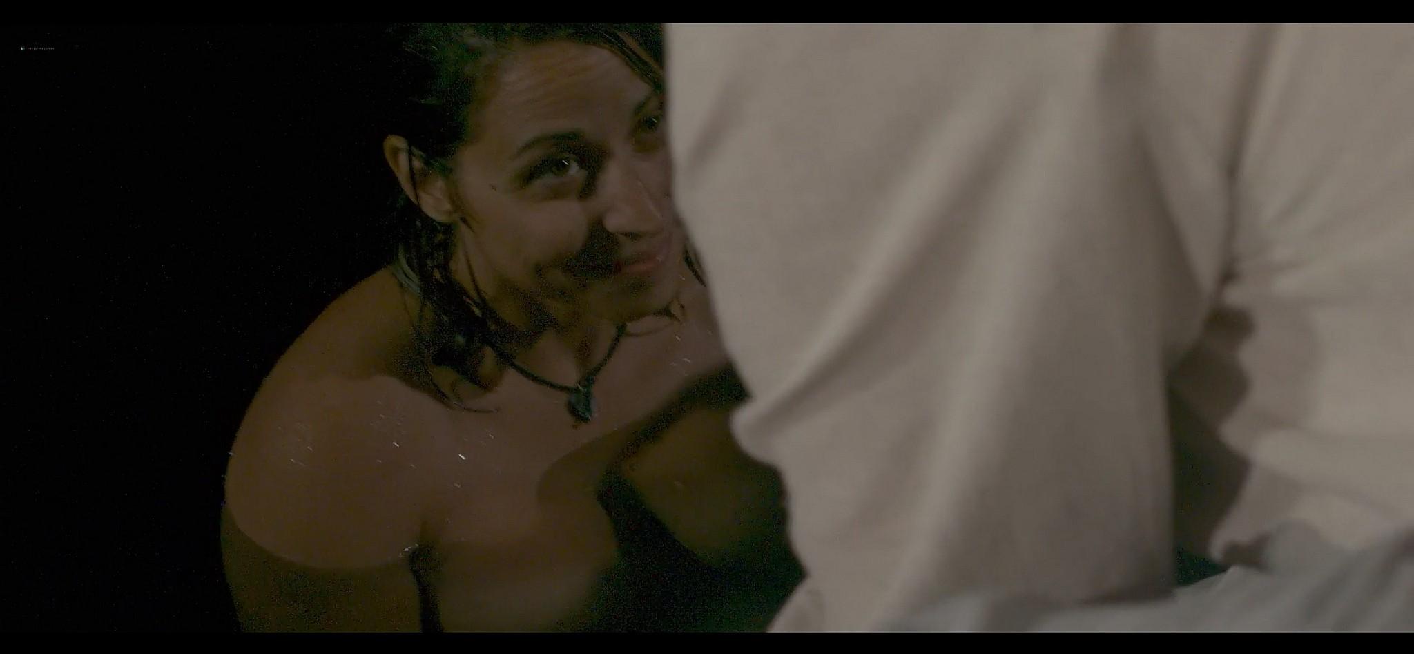Sydney Nolan nude Amanda Lambert nude bush Grim Woods 2019 1080p Web 13